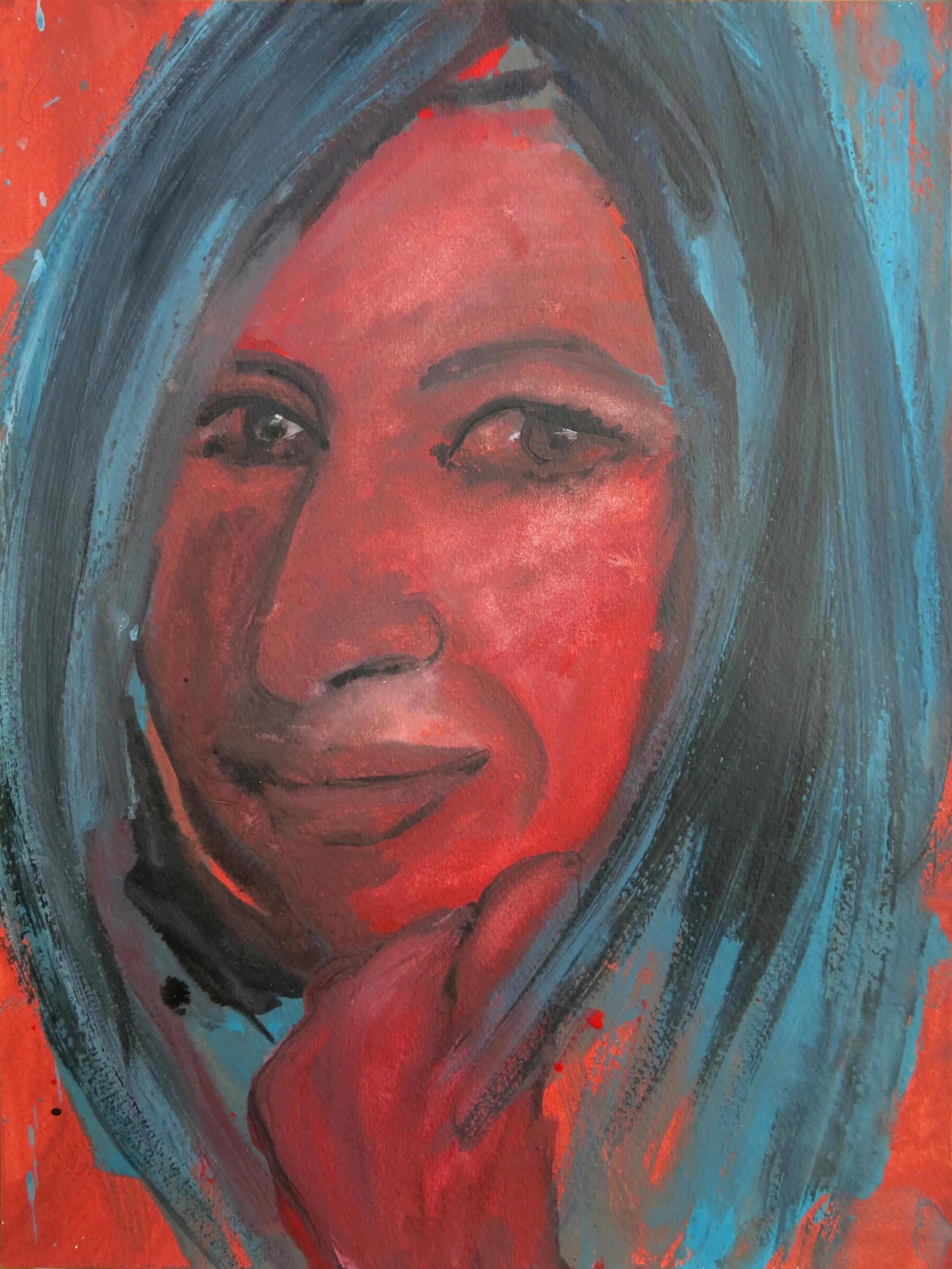 Barbra Streisand Portrait #105