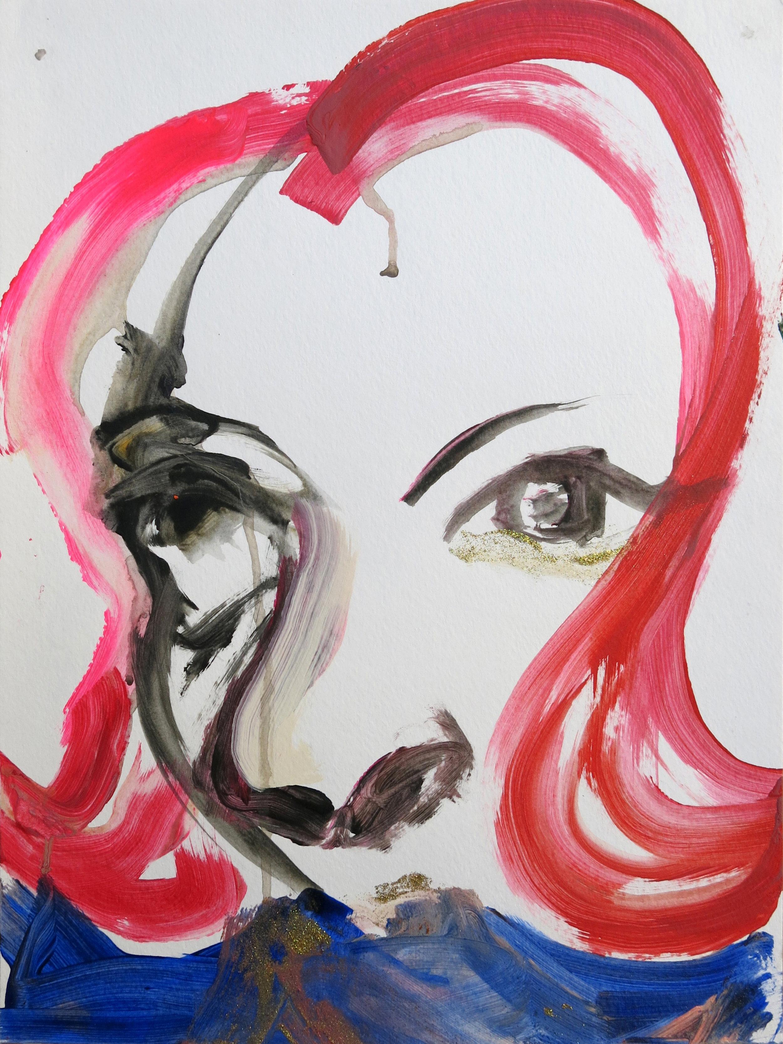 Barbra Streisand Portrait #108