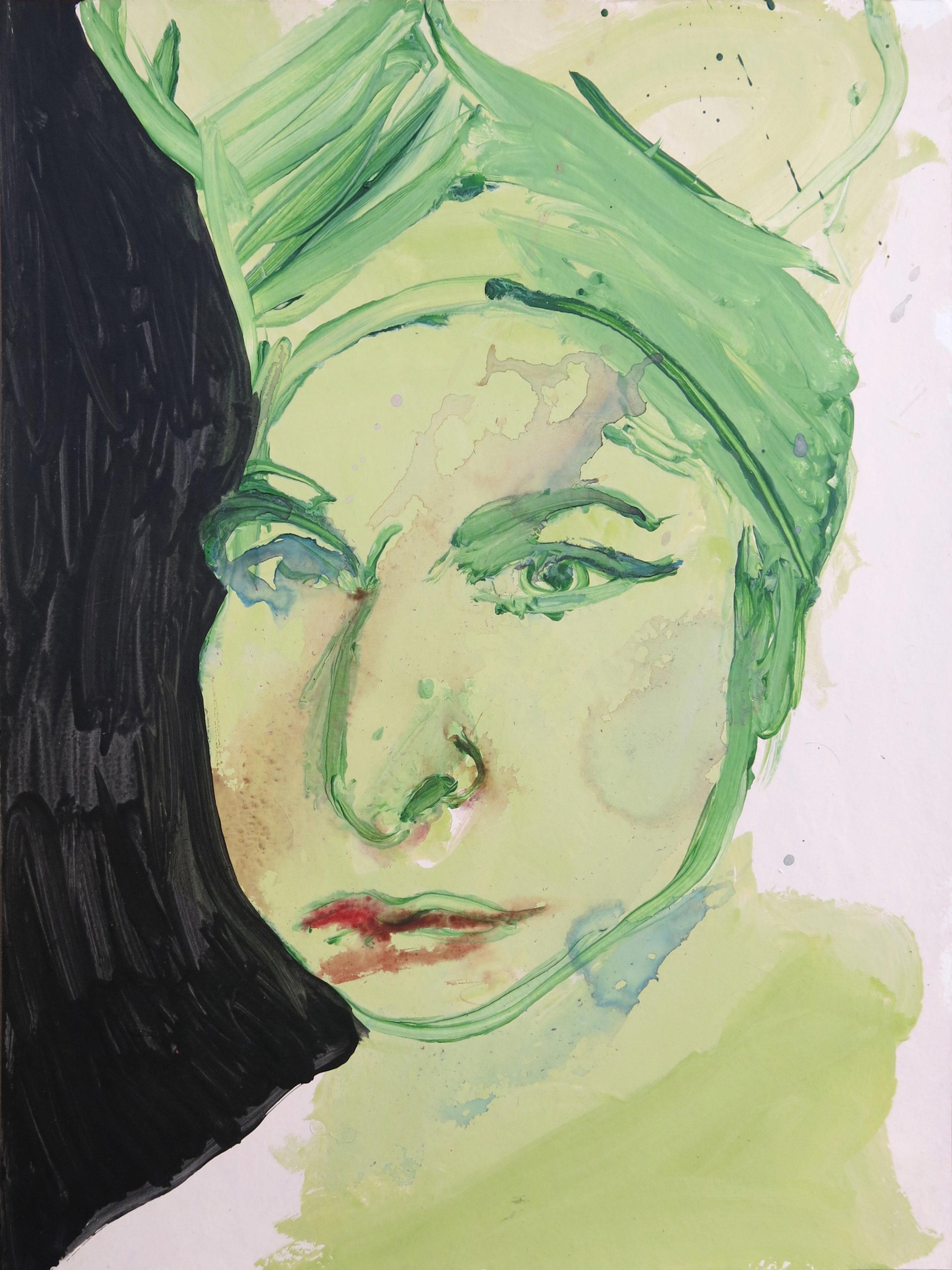 Barbra Streisand Portrait #110
