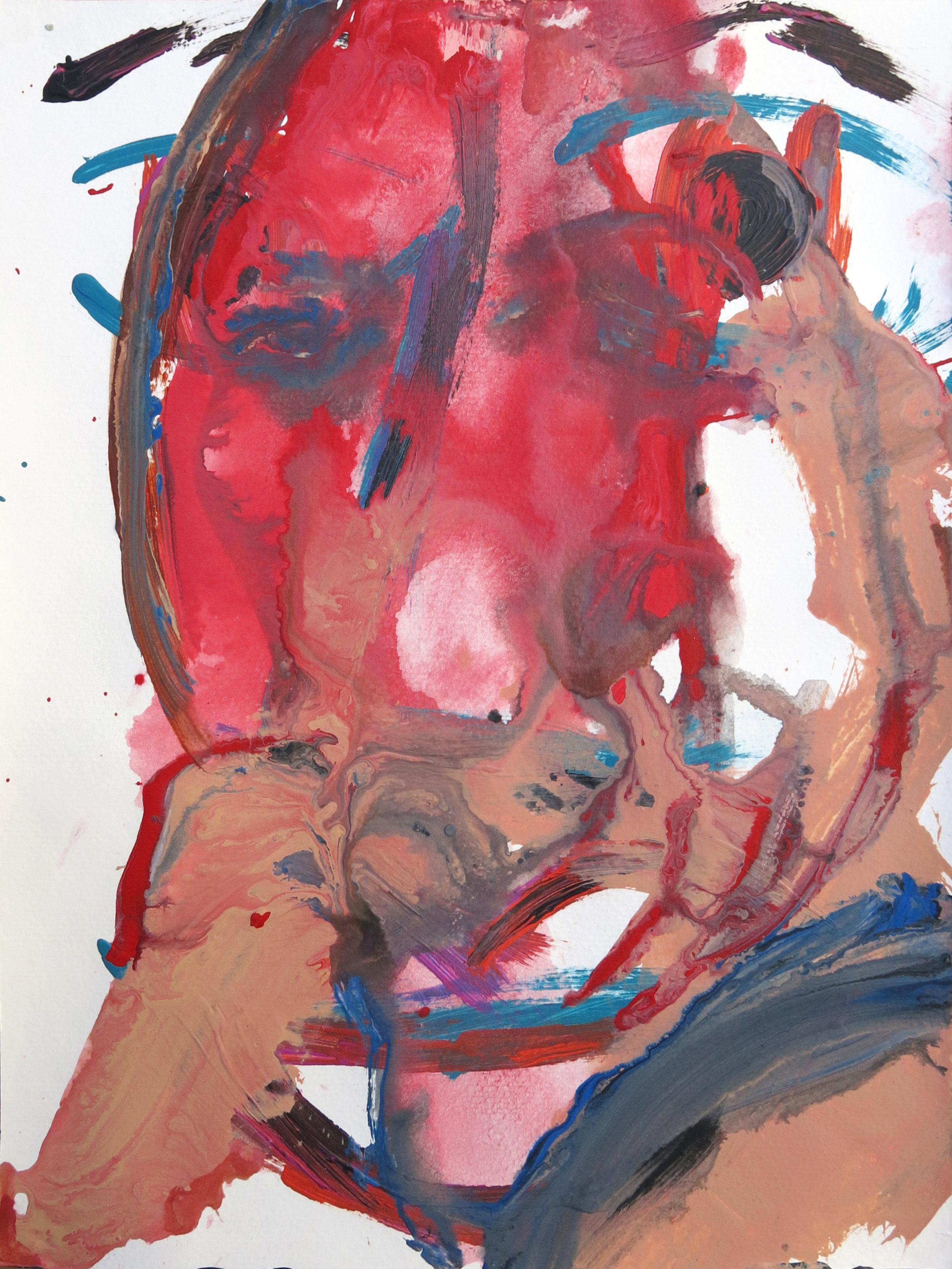 Barbra Streisand Portrait #113