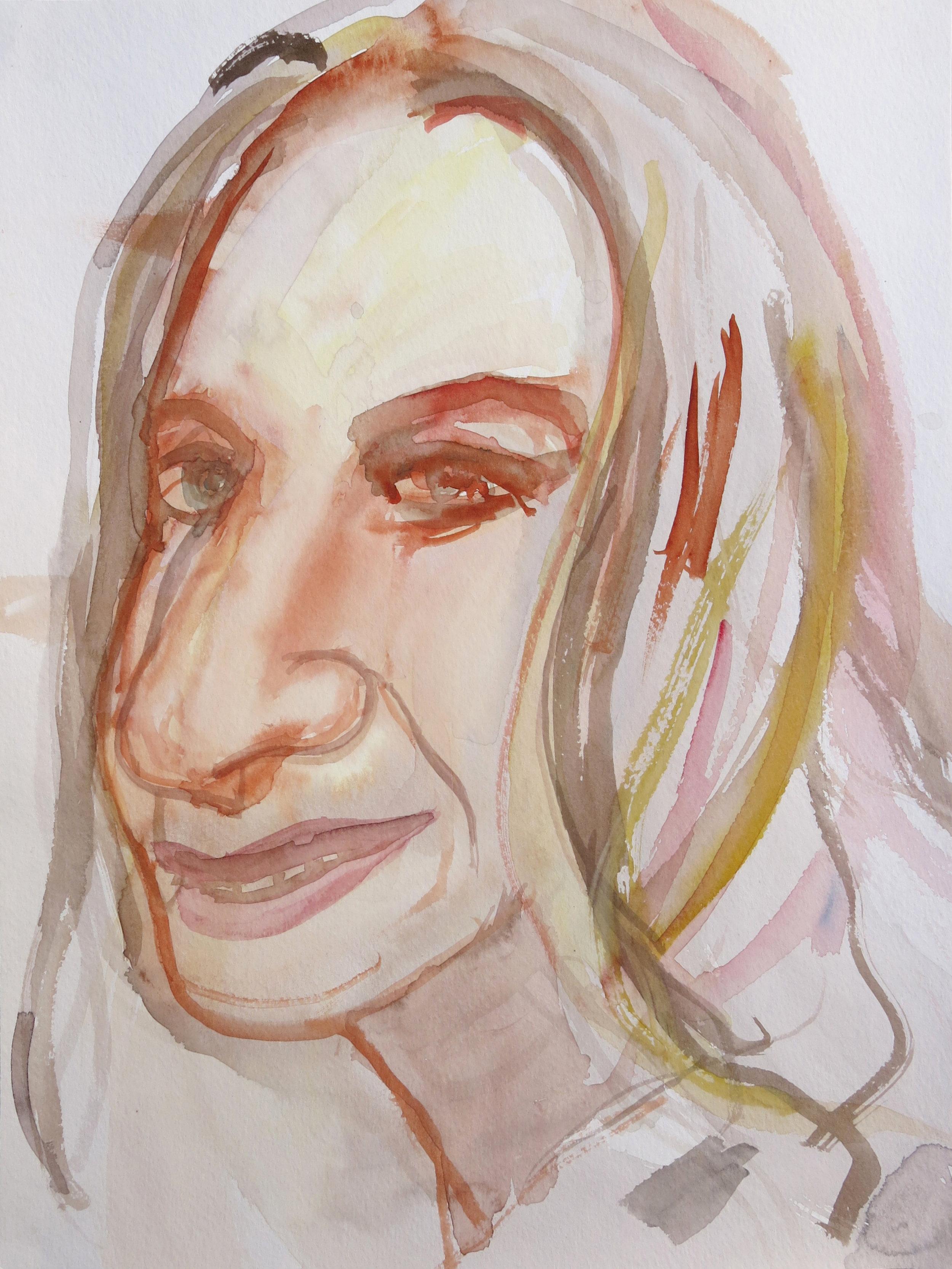 Barbra Streisand Portrait #117