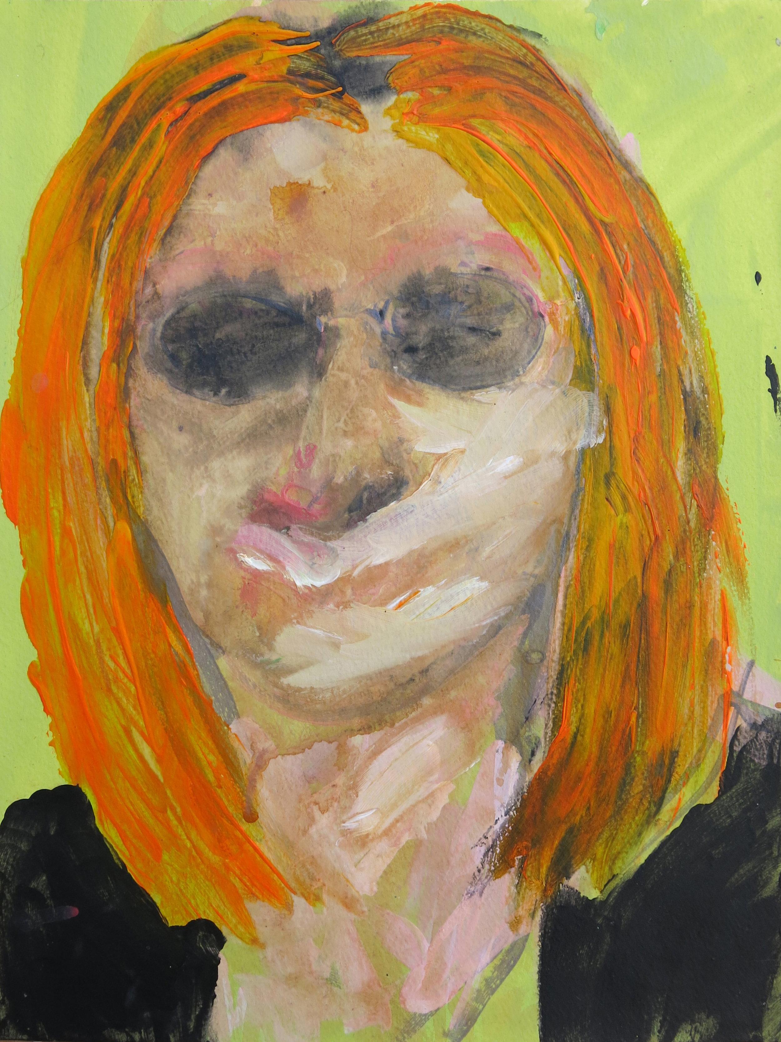 Barbra Streisand Portrait #124
