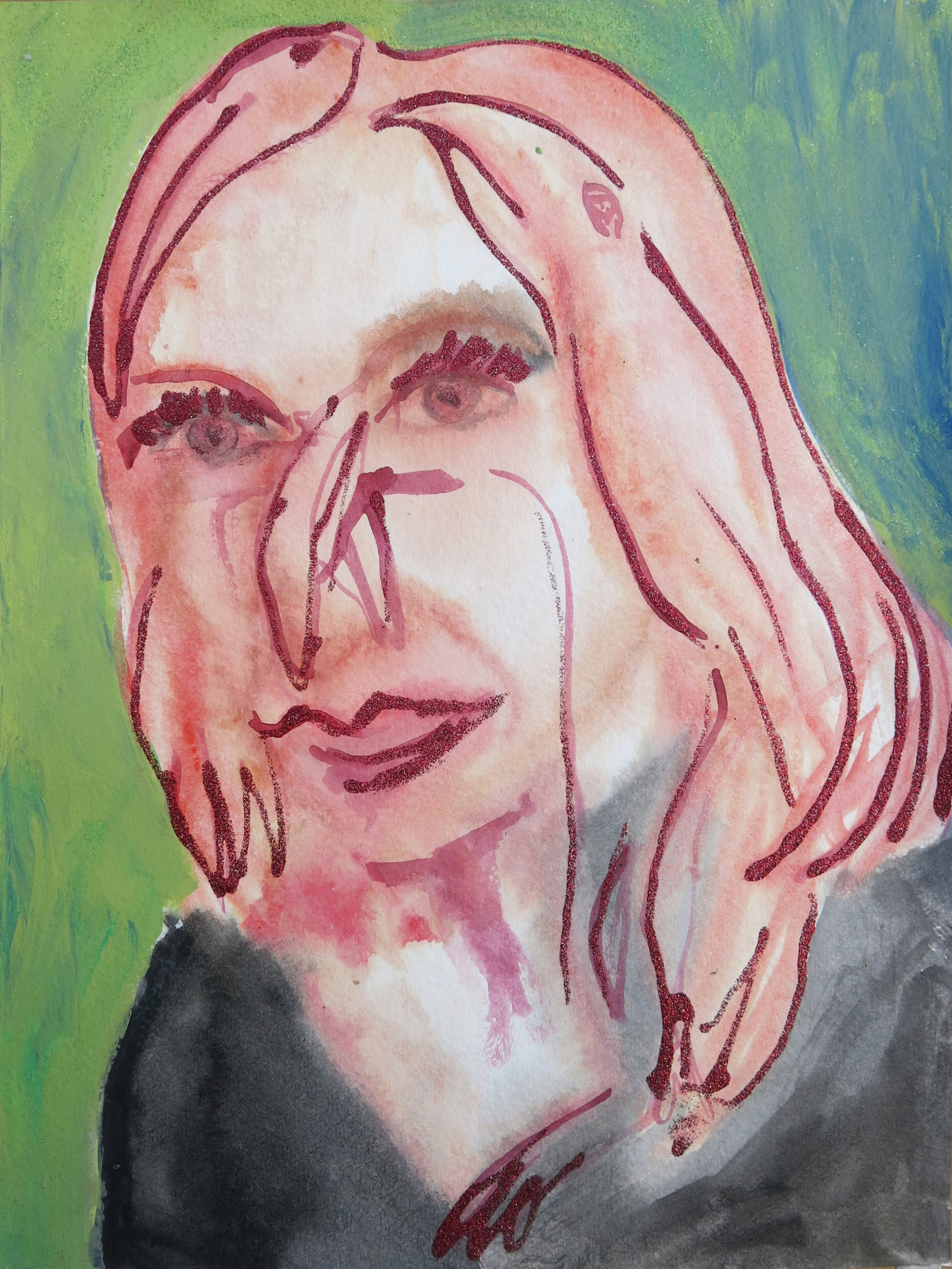 Barbra Streisand Portrait #130