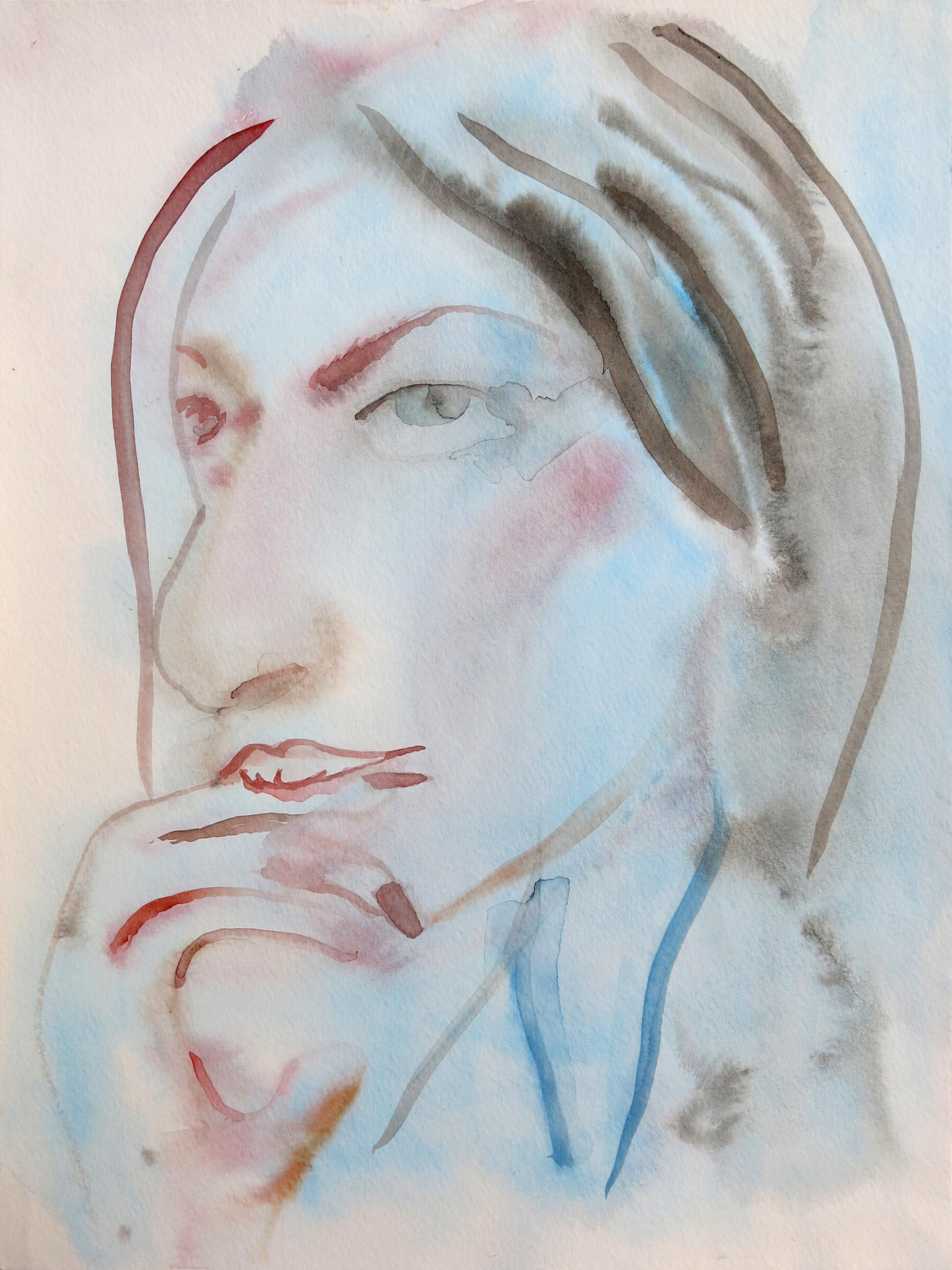 Barbra Streisand Portrait #133