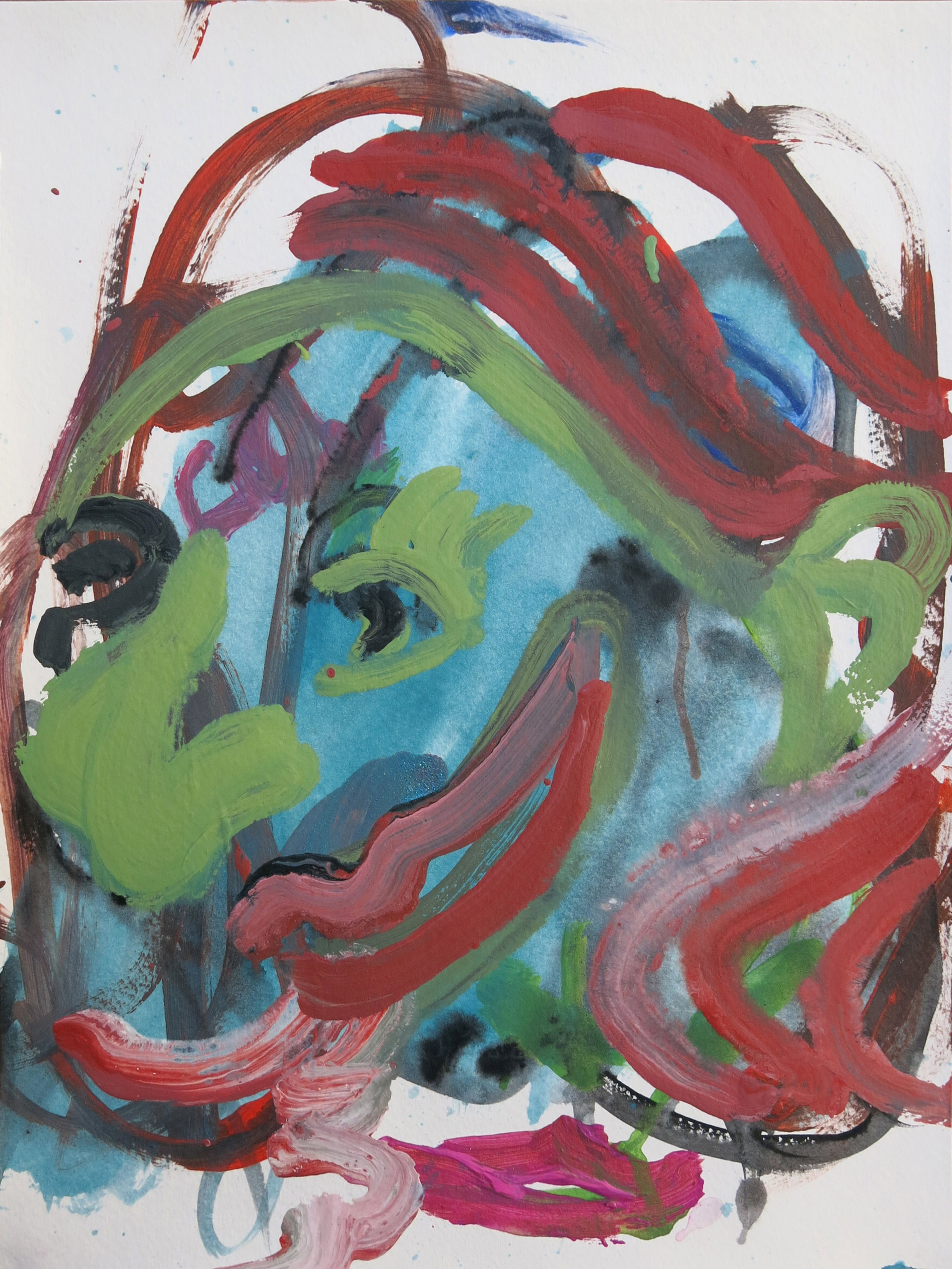Barbra Streisand Portrait #135