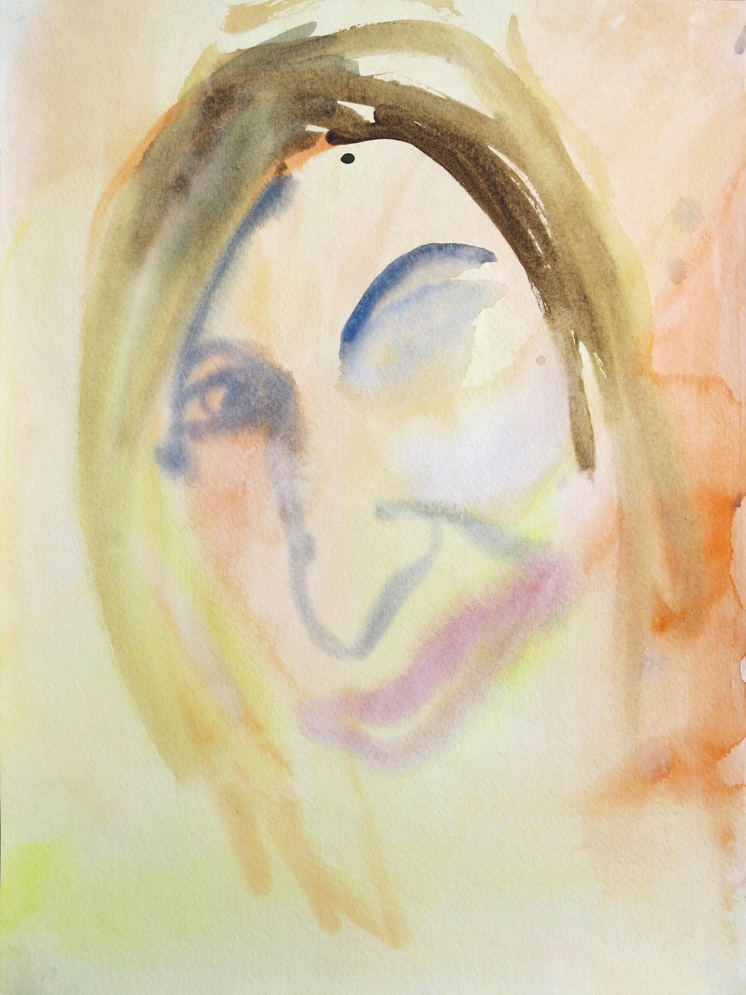 Copy of Barbra Streisand Portrait #136