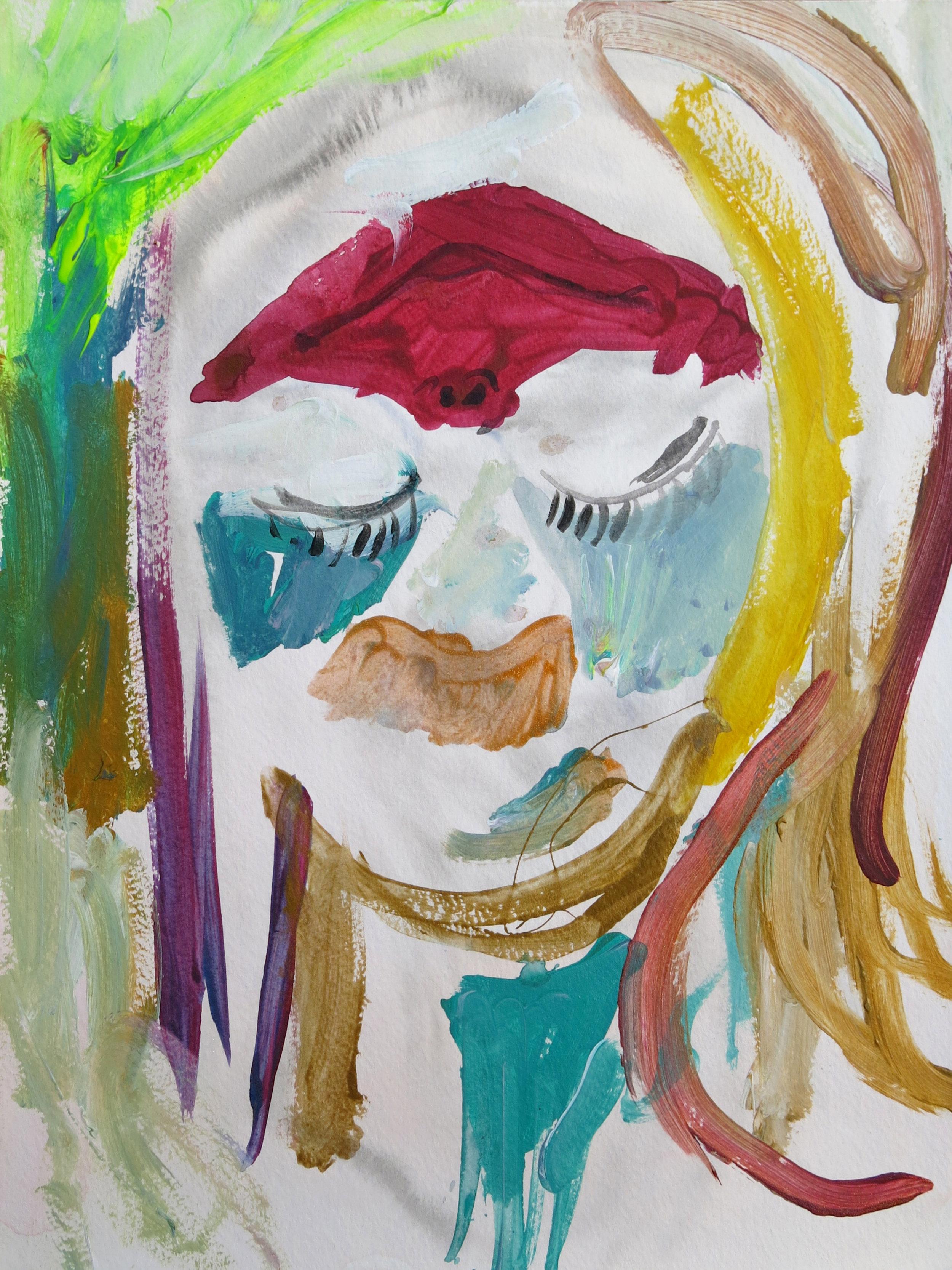 Barbra Streisand Portrait #144