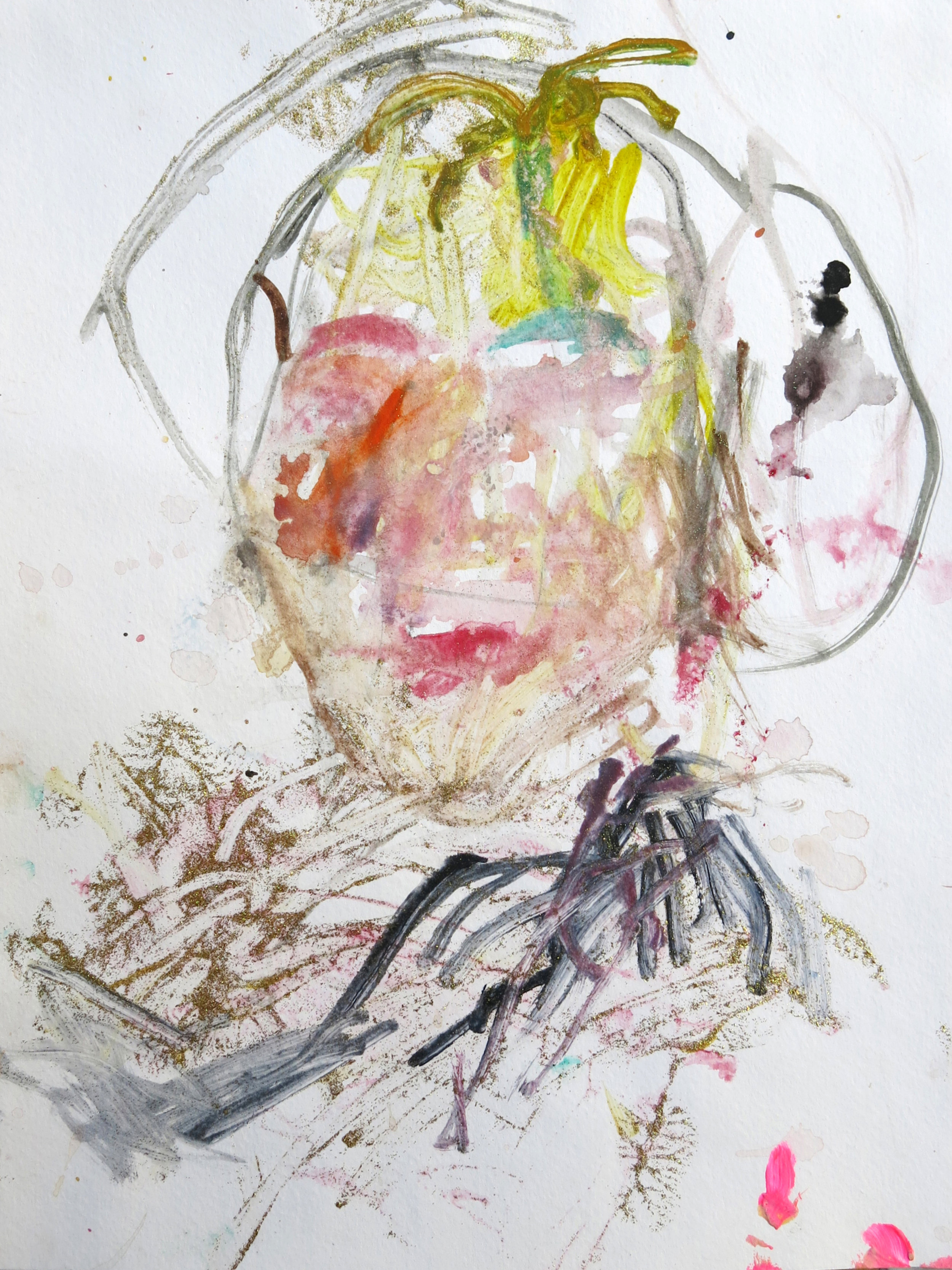 Barbra Streisand Portrait #152