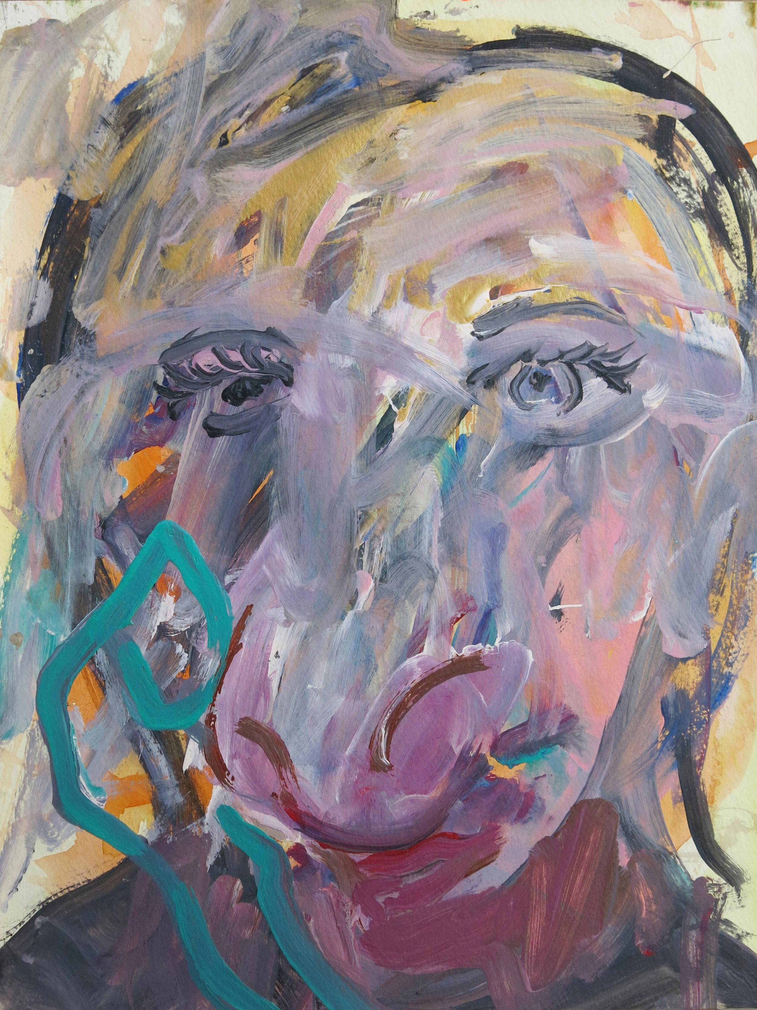 Barbra Streisand Portrait #153
