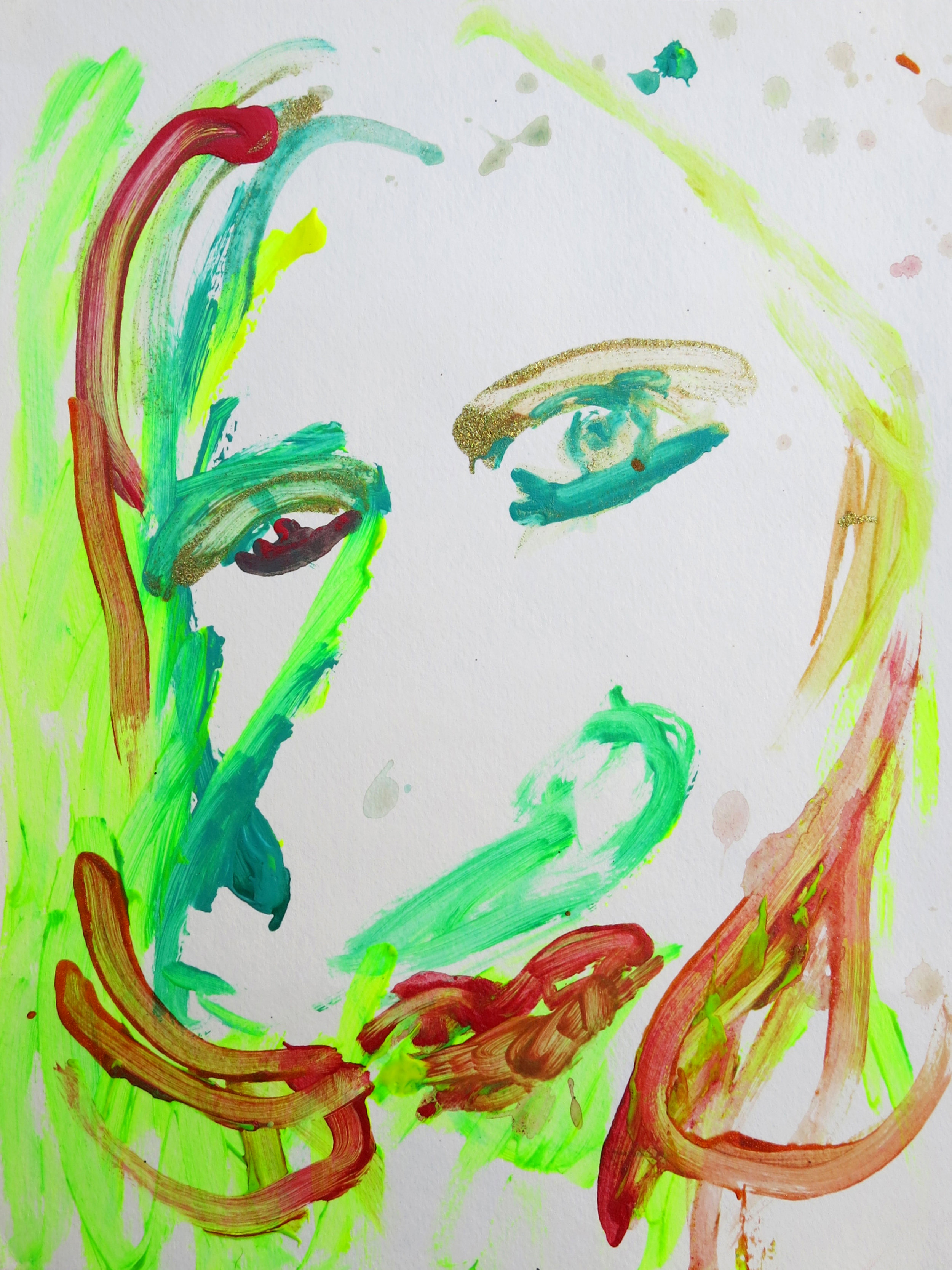 Barbra Streisand Portrait #157