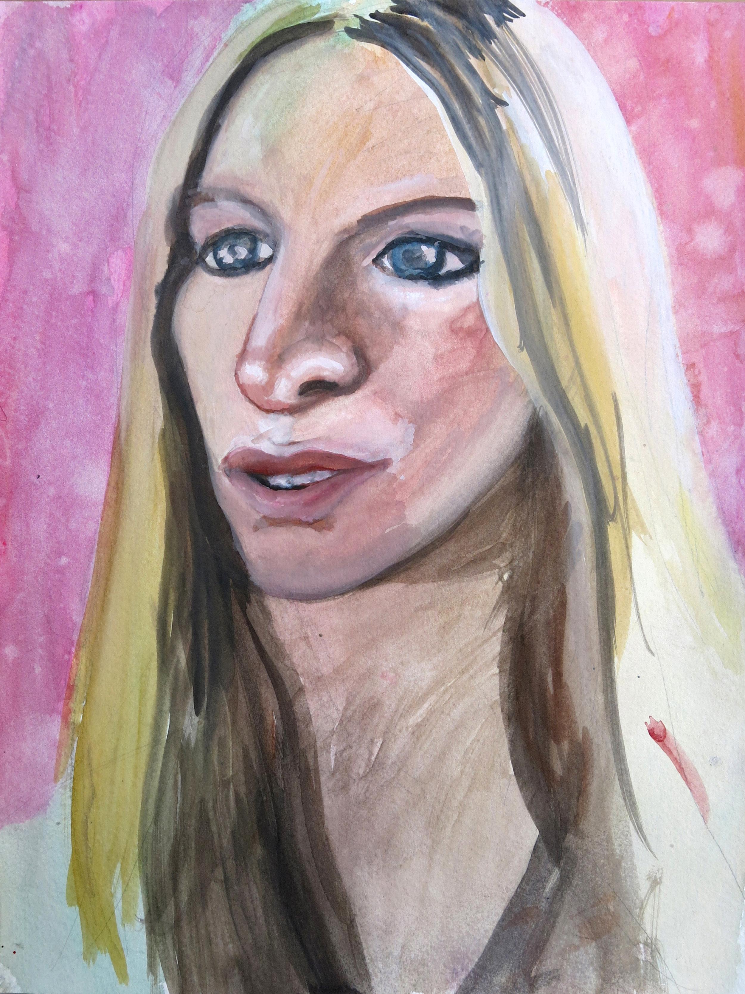 Barbra Streisand Portrait #162