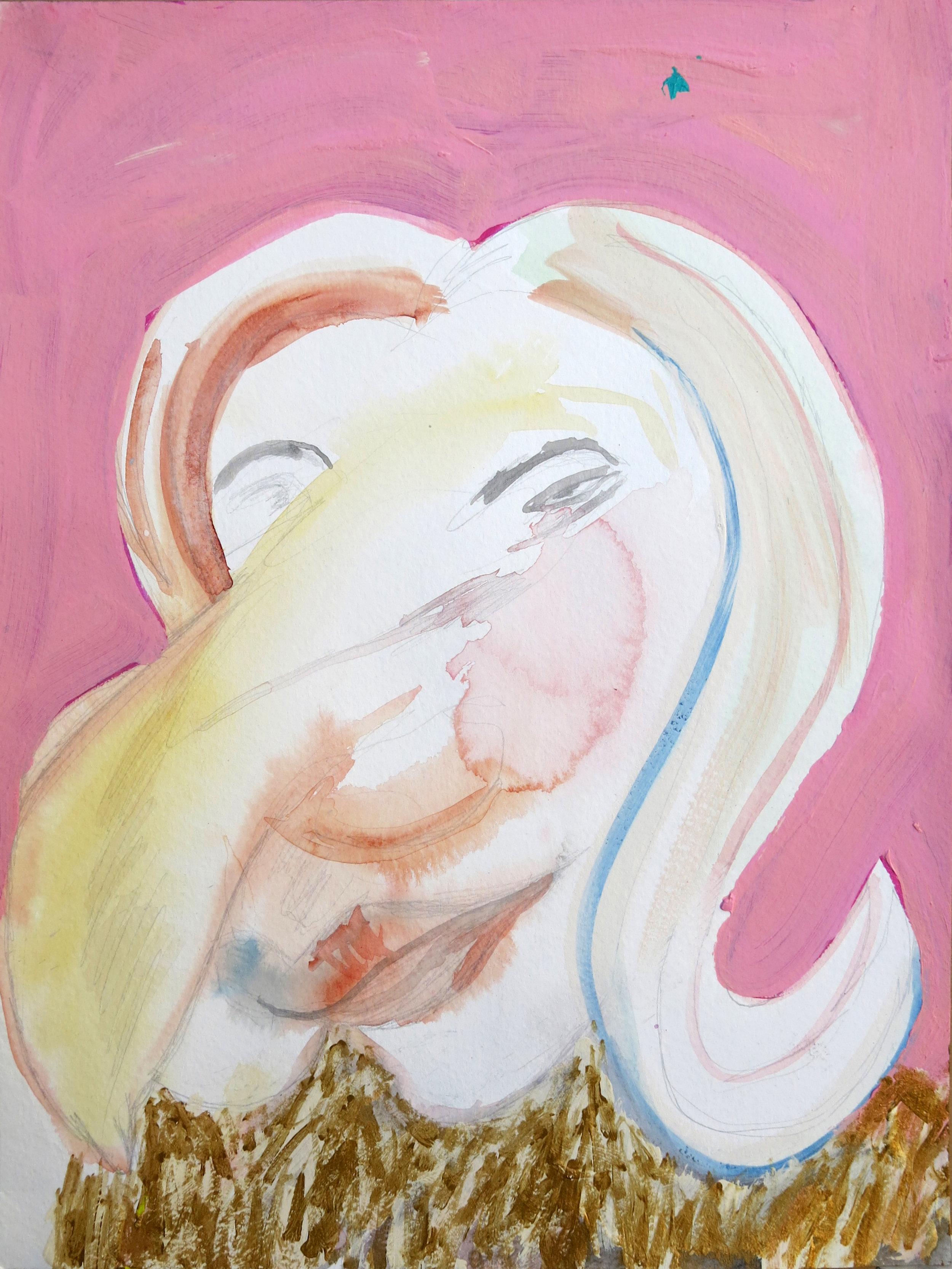 Barbra Streisand Portrait #16