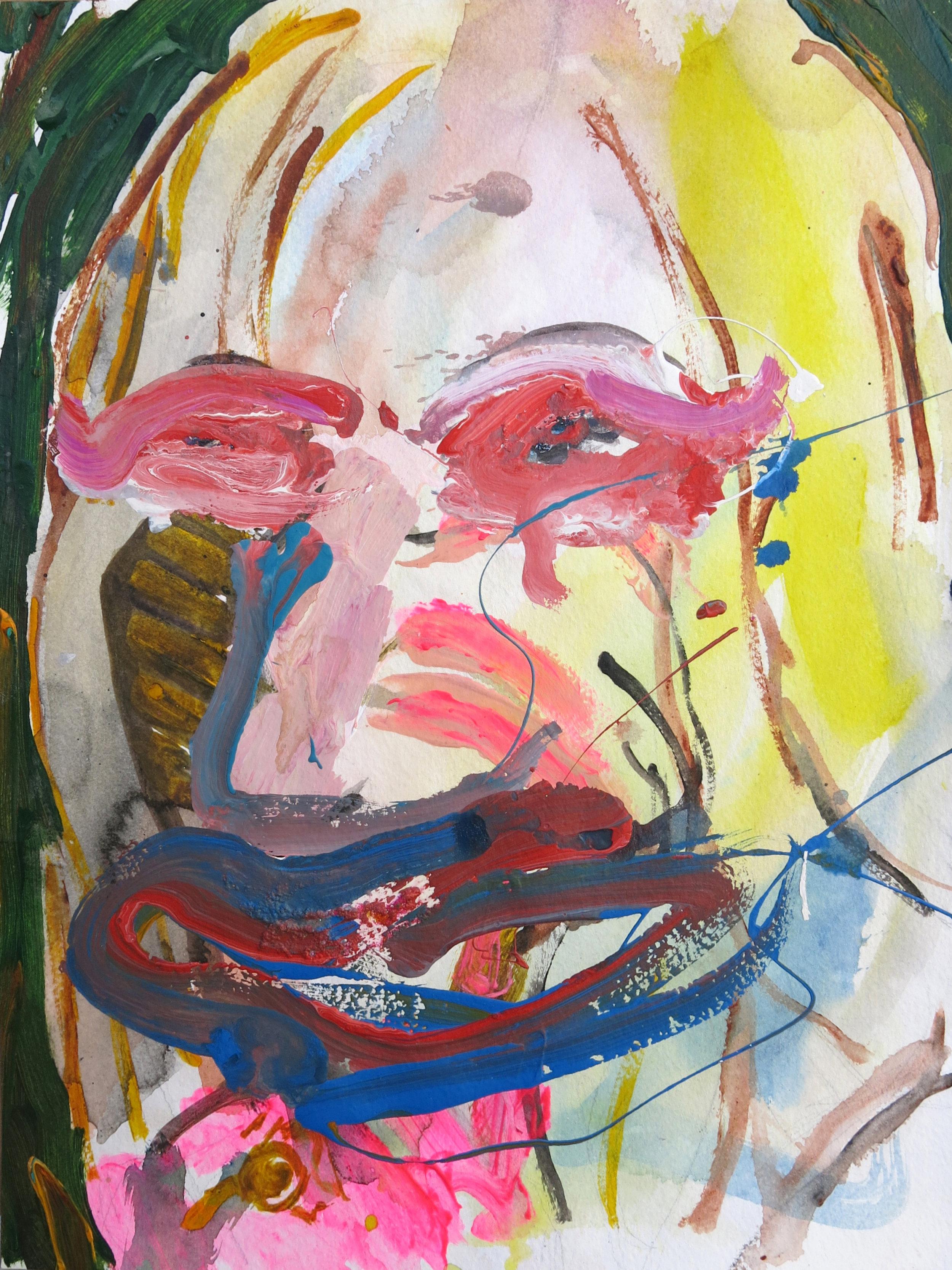 Barbra Streisand Portrait #164