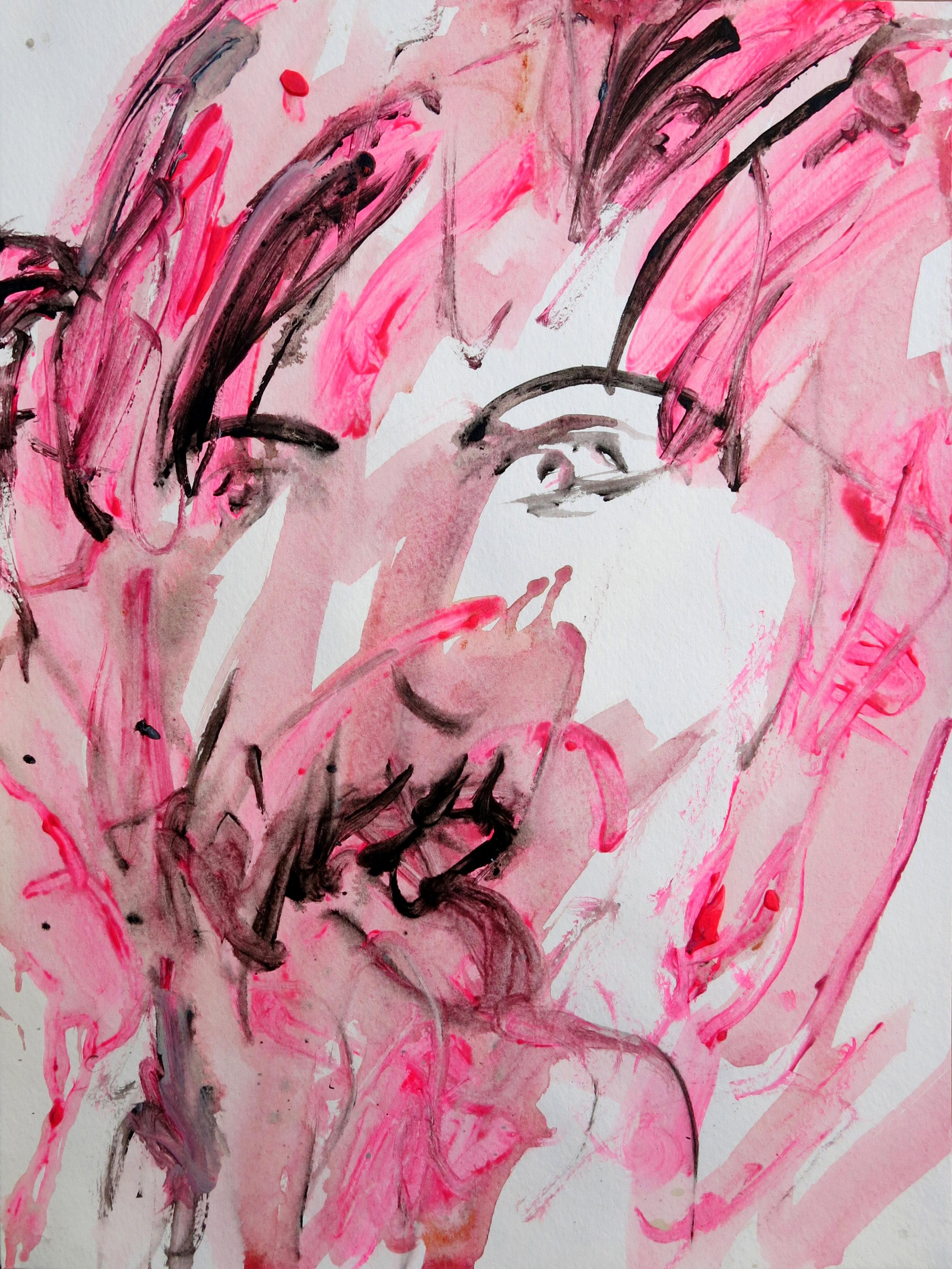 Barbra Streisand Portrait #168