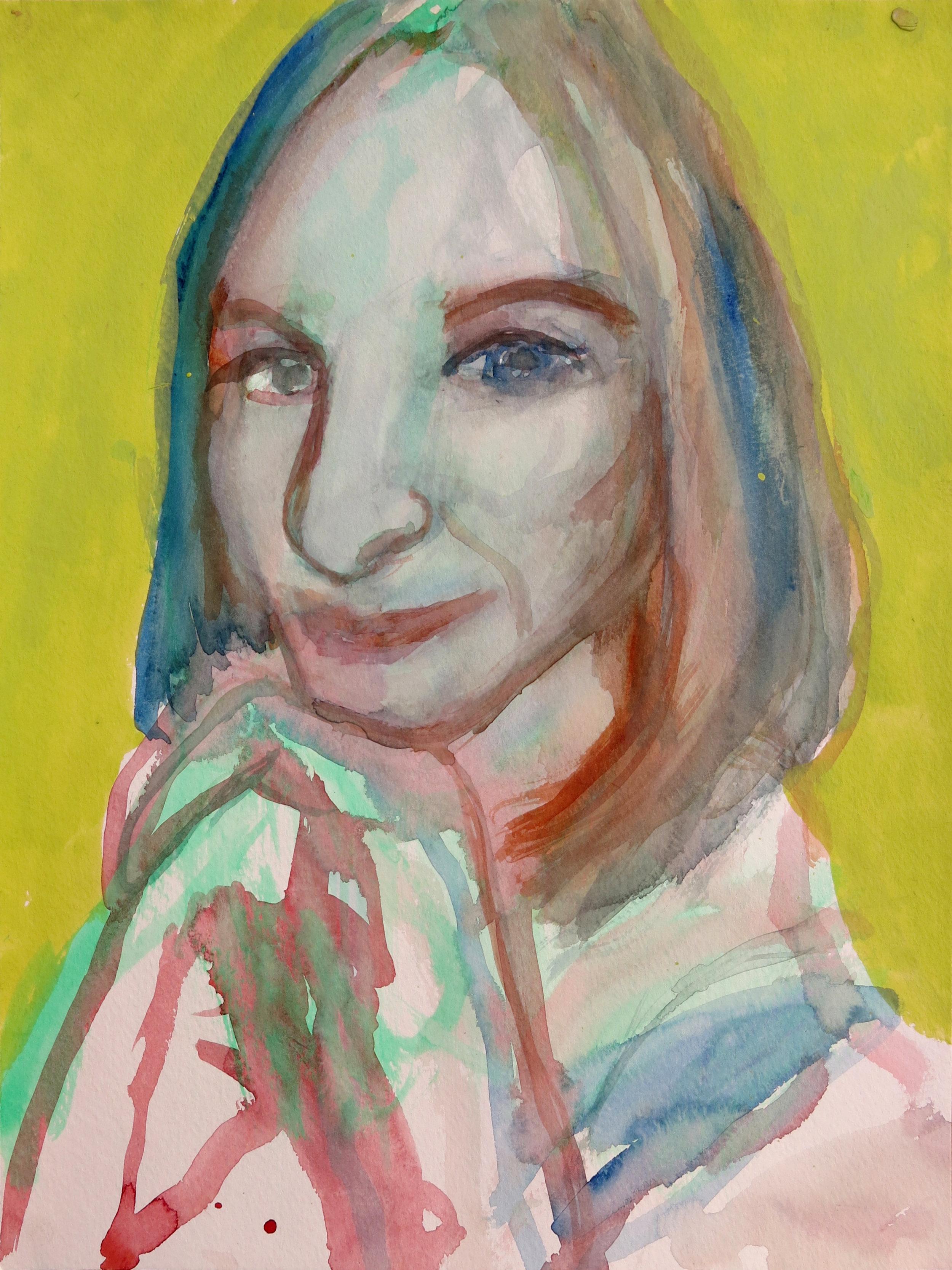 Barbra Streisand Portrait #171