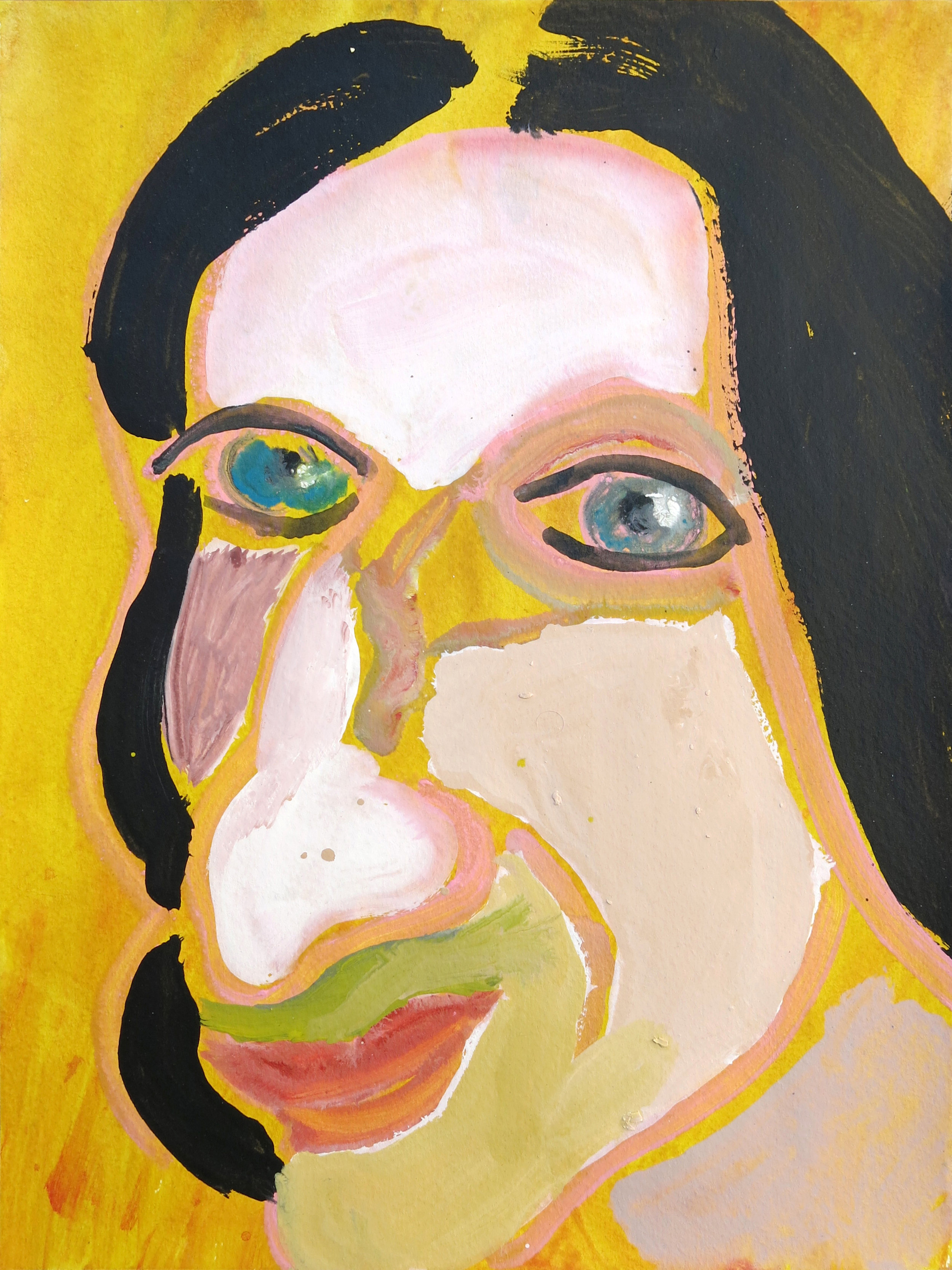 Barbra Streisand Portrait #174