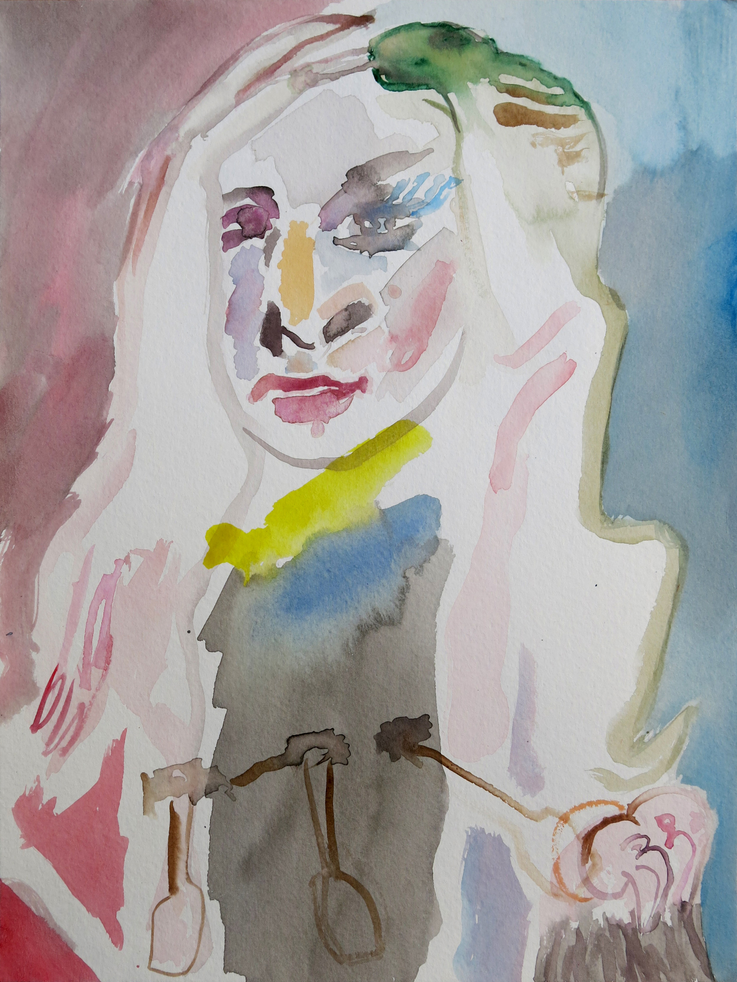 Barbra Streisand Portrait #180