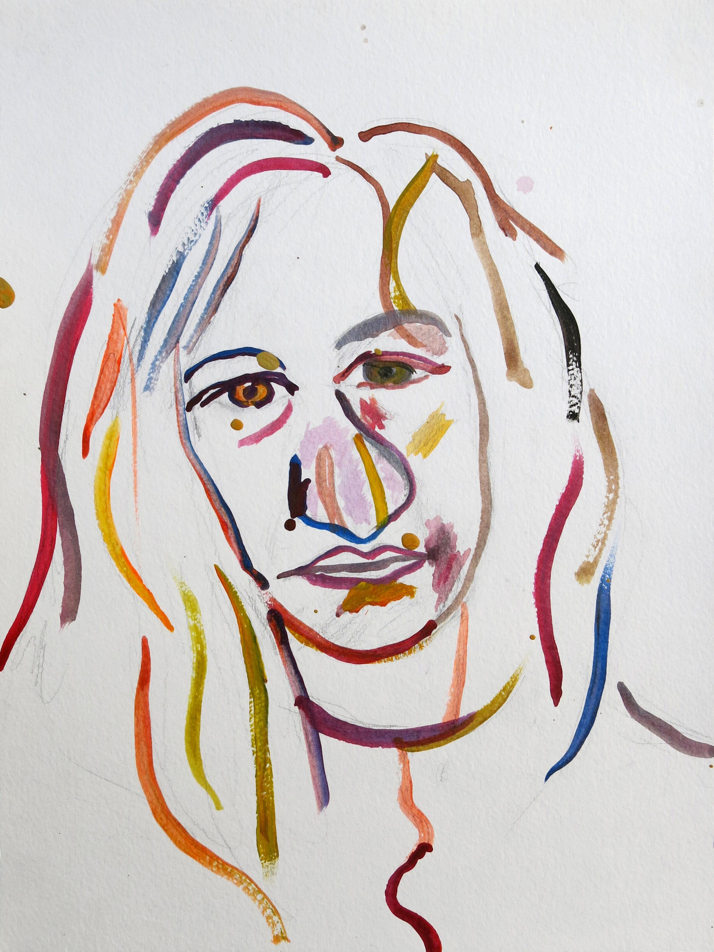 Barbra Streisand Portrait #194