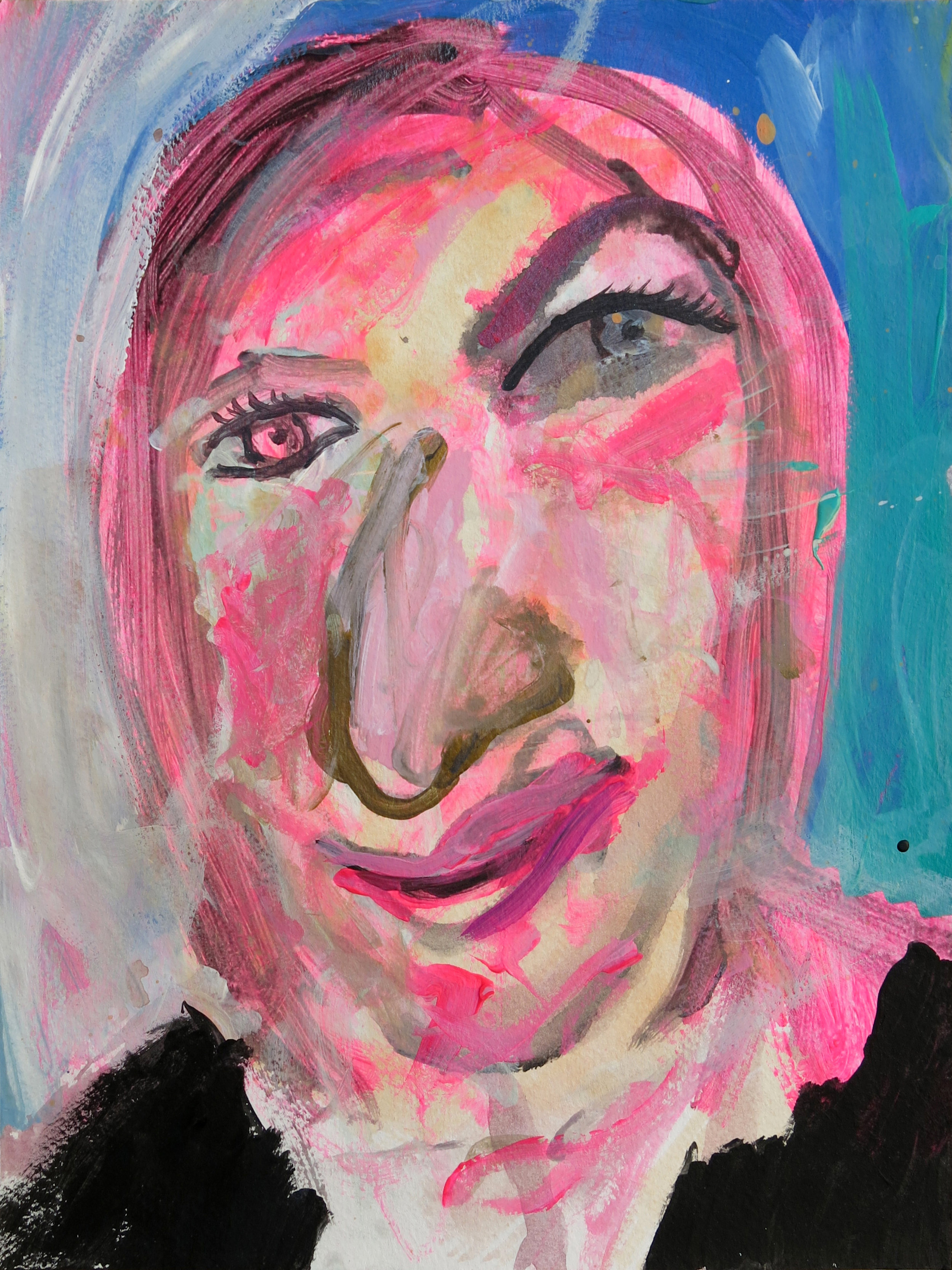 Barbra Streisand Portrait #195