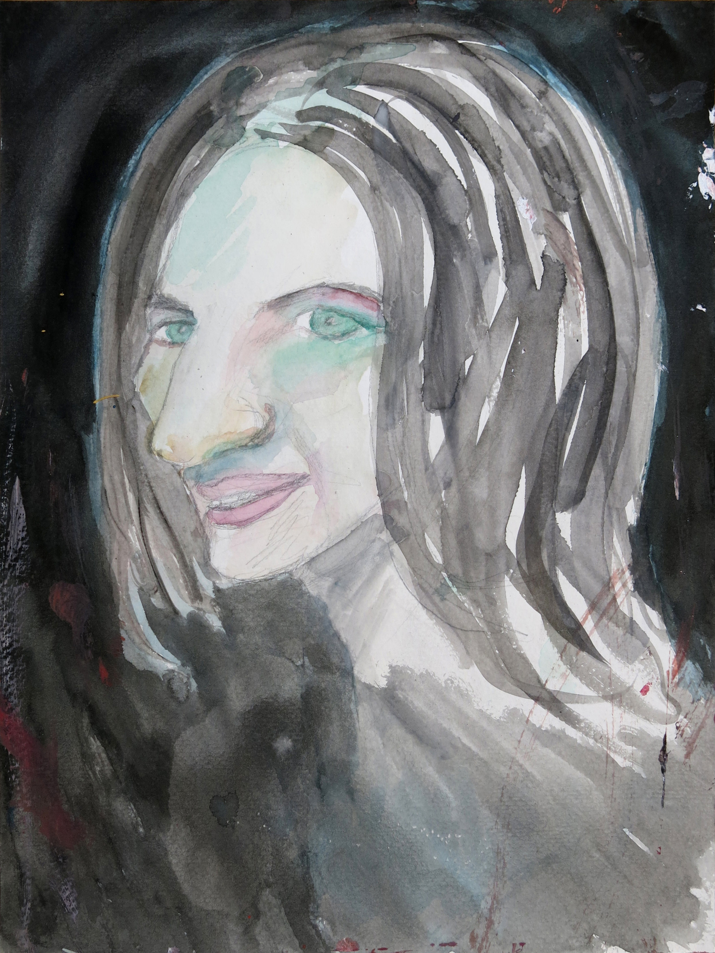 Barbra Streisand Portrait #202