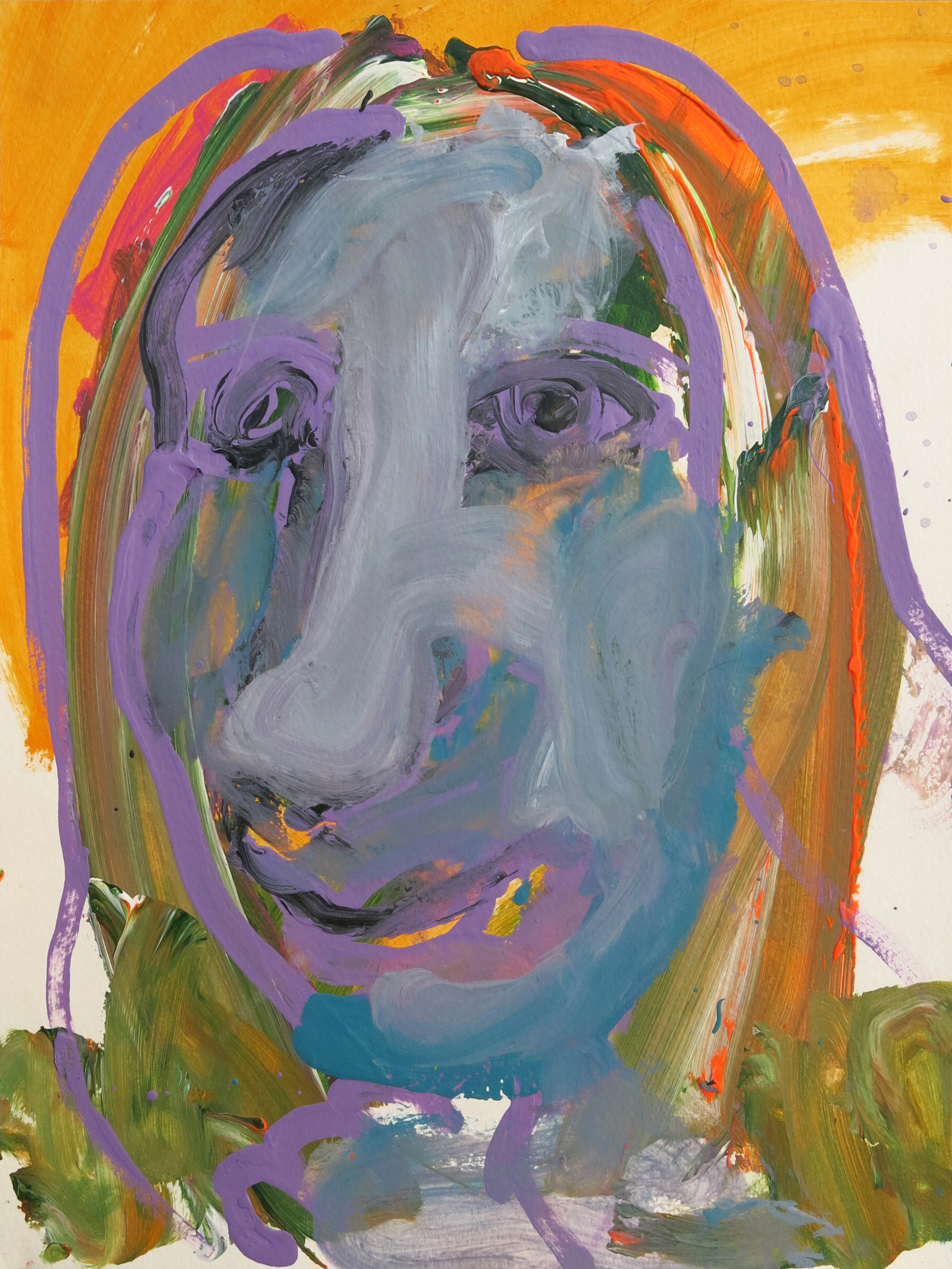 Barbra Streisand Portrait #203