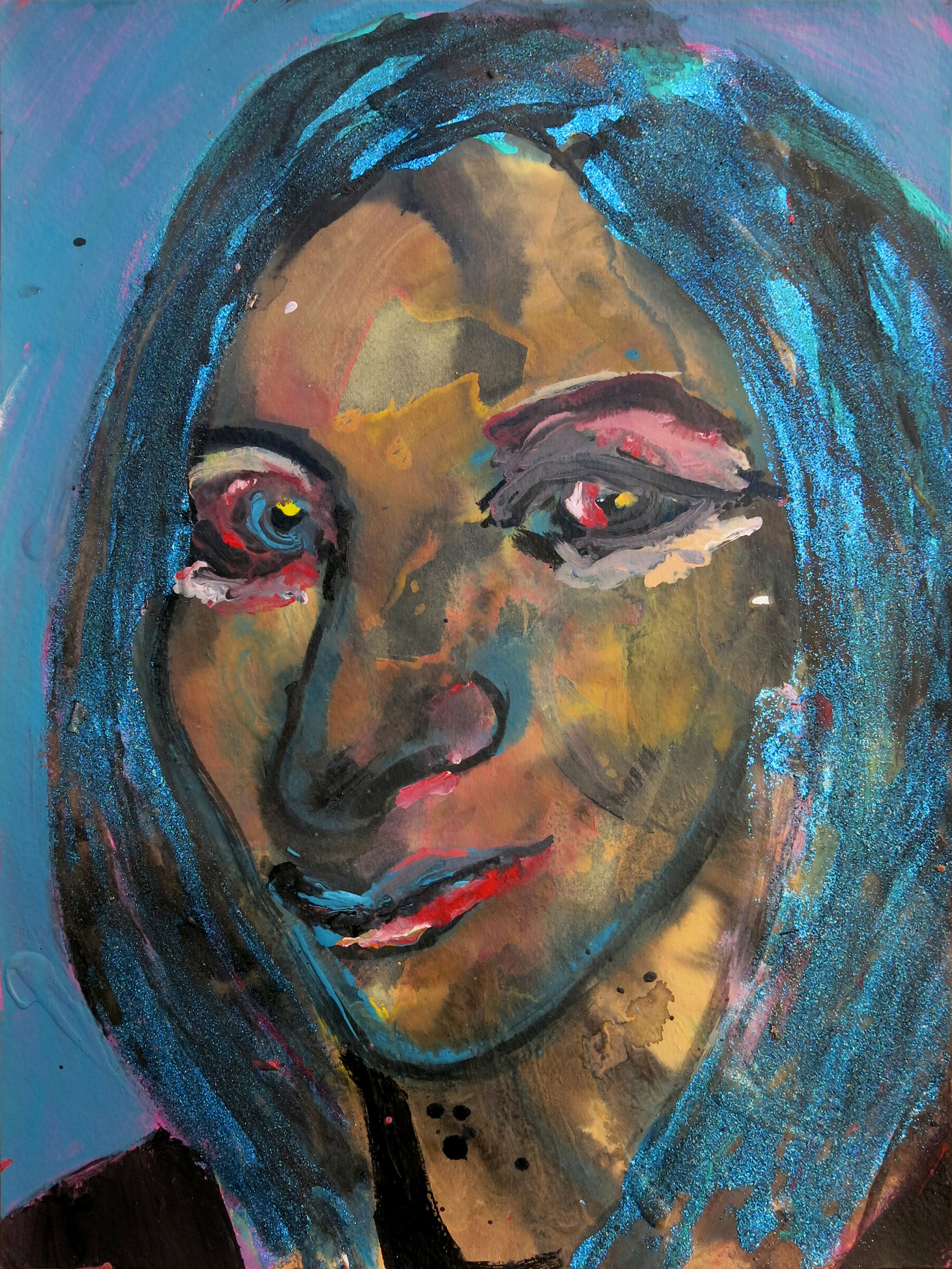 Barbra Streisand Portrait #209