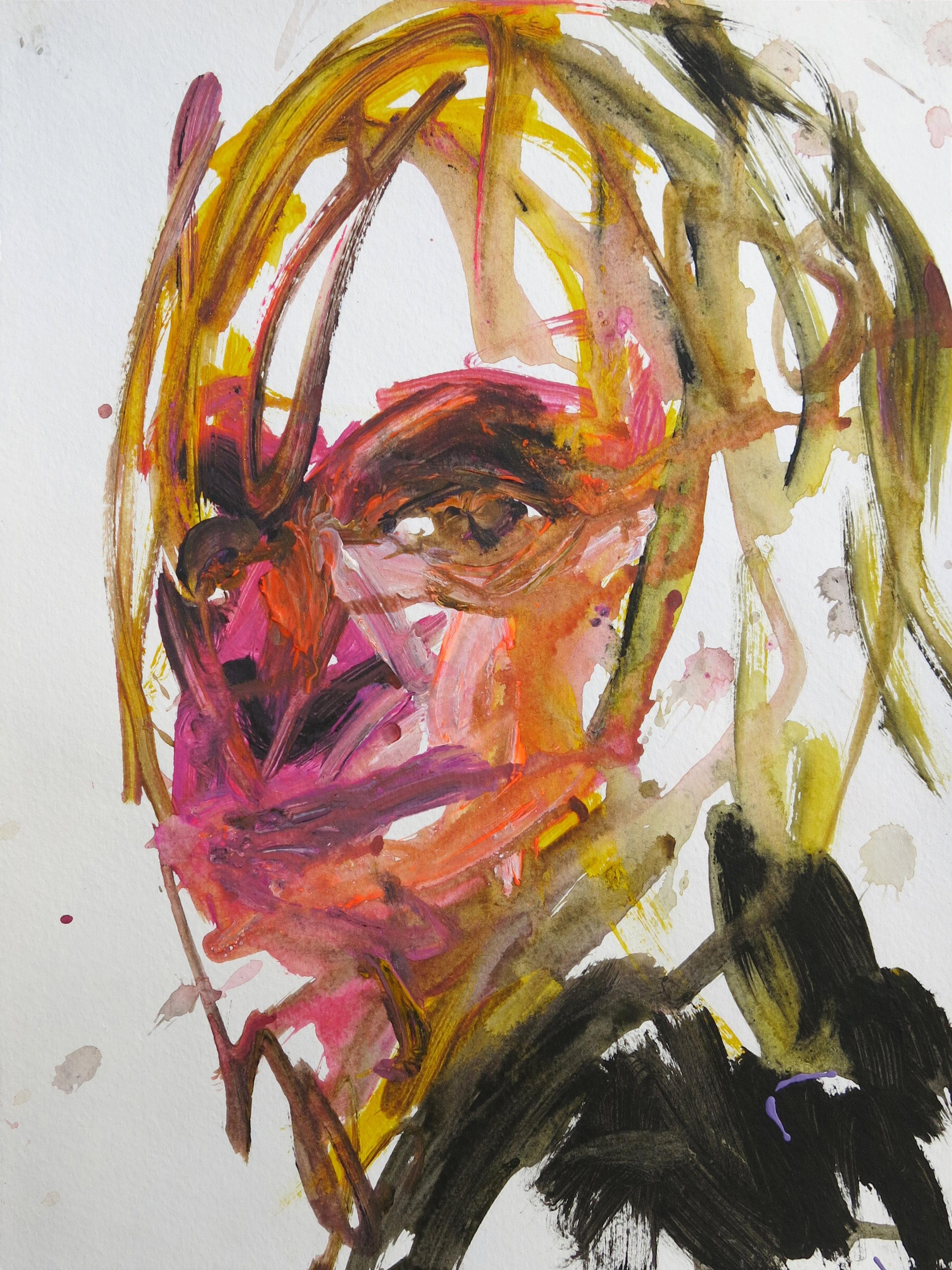 Barbra Streisand Portrait #218