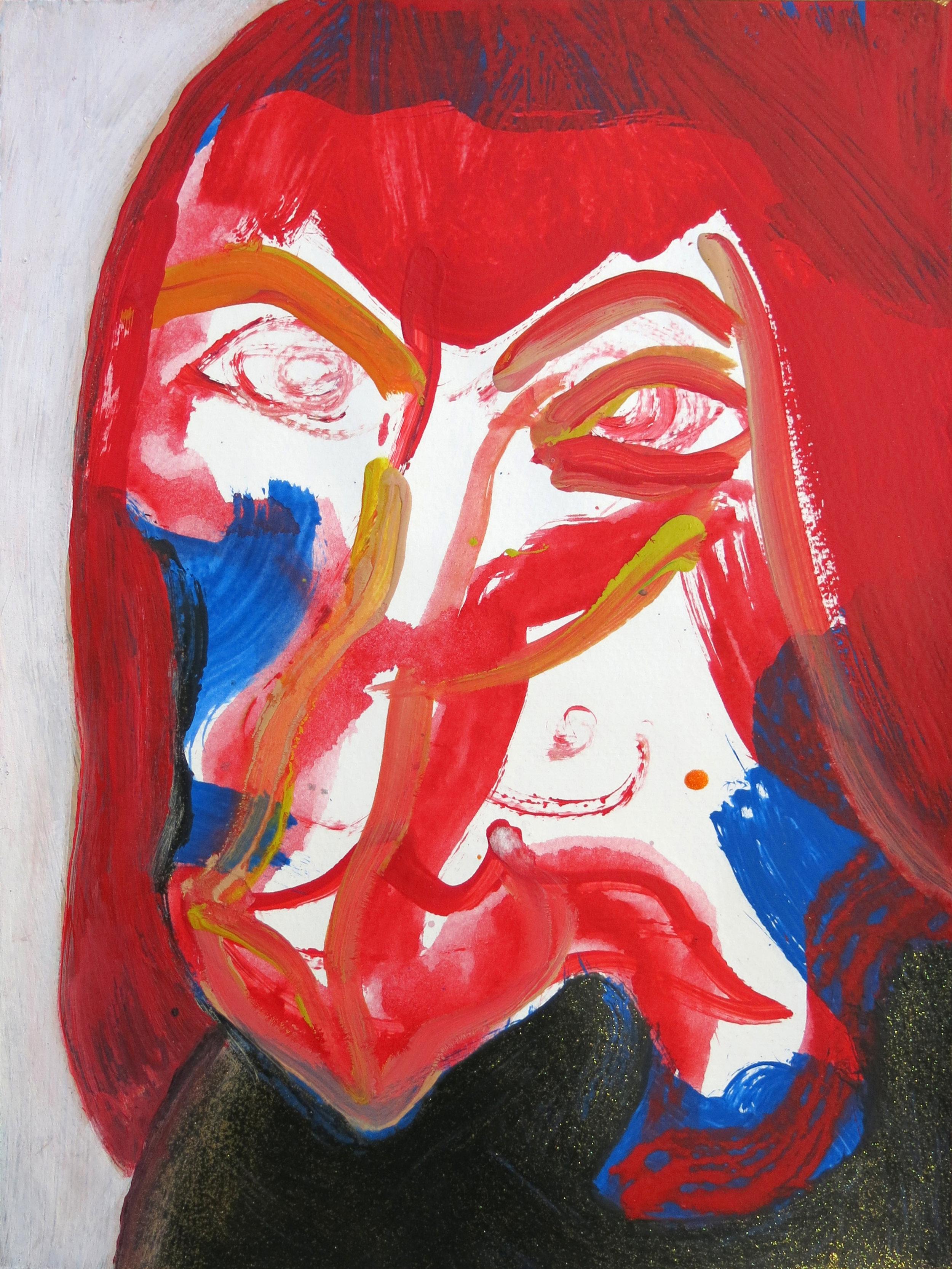Barbra Streisand Portrait #221