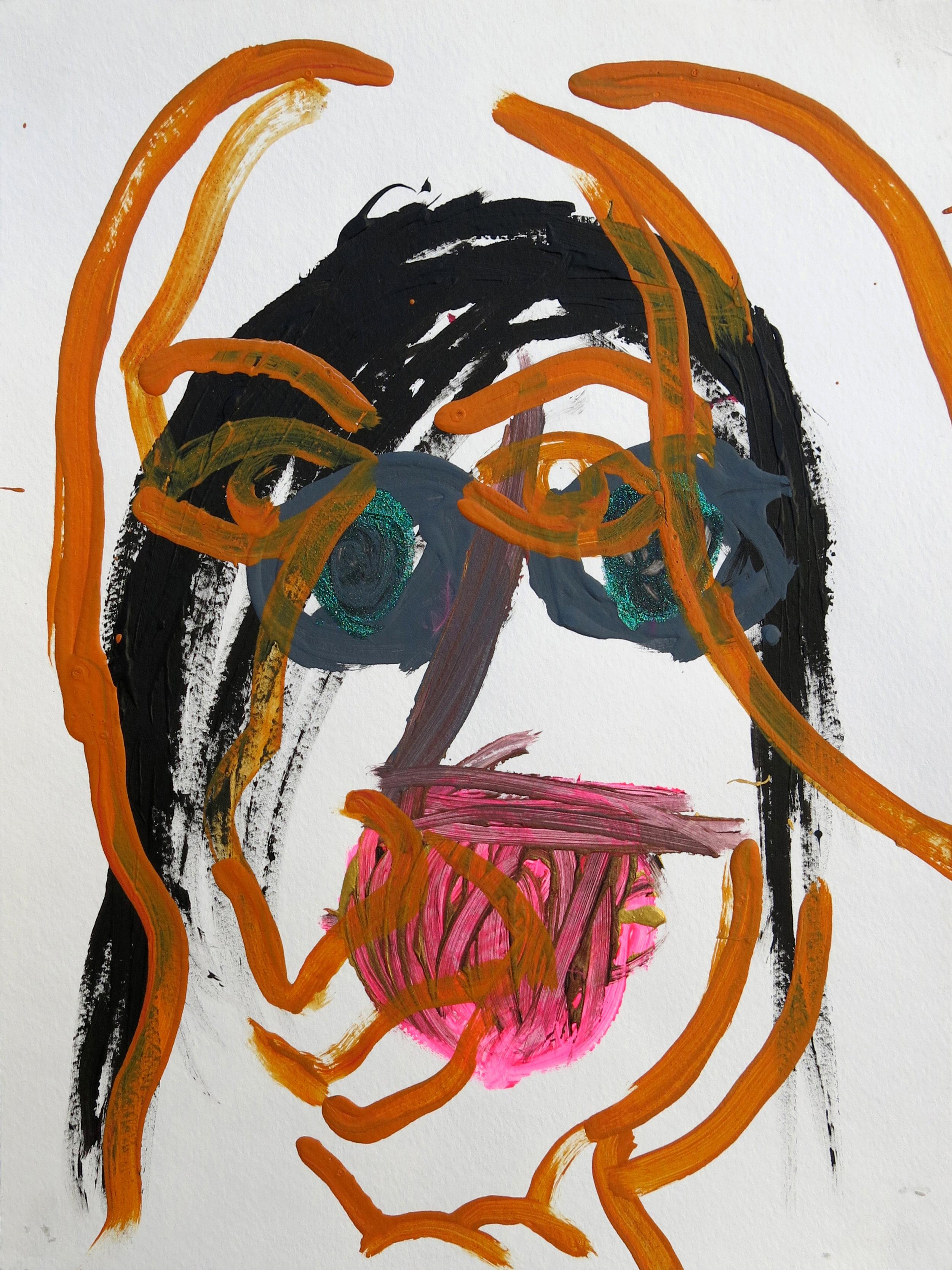 Barbra Streisand Portrait #222