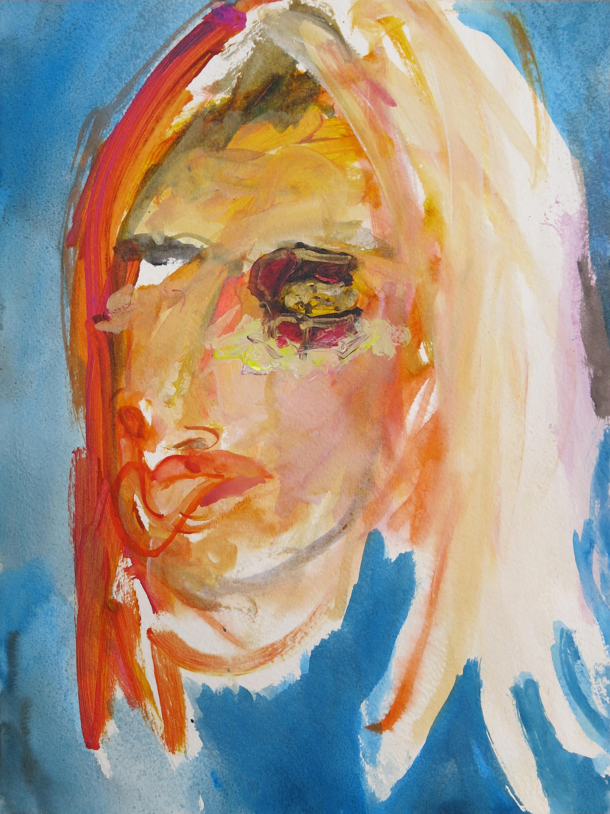 Barbra Streisand Portrait #214