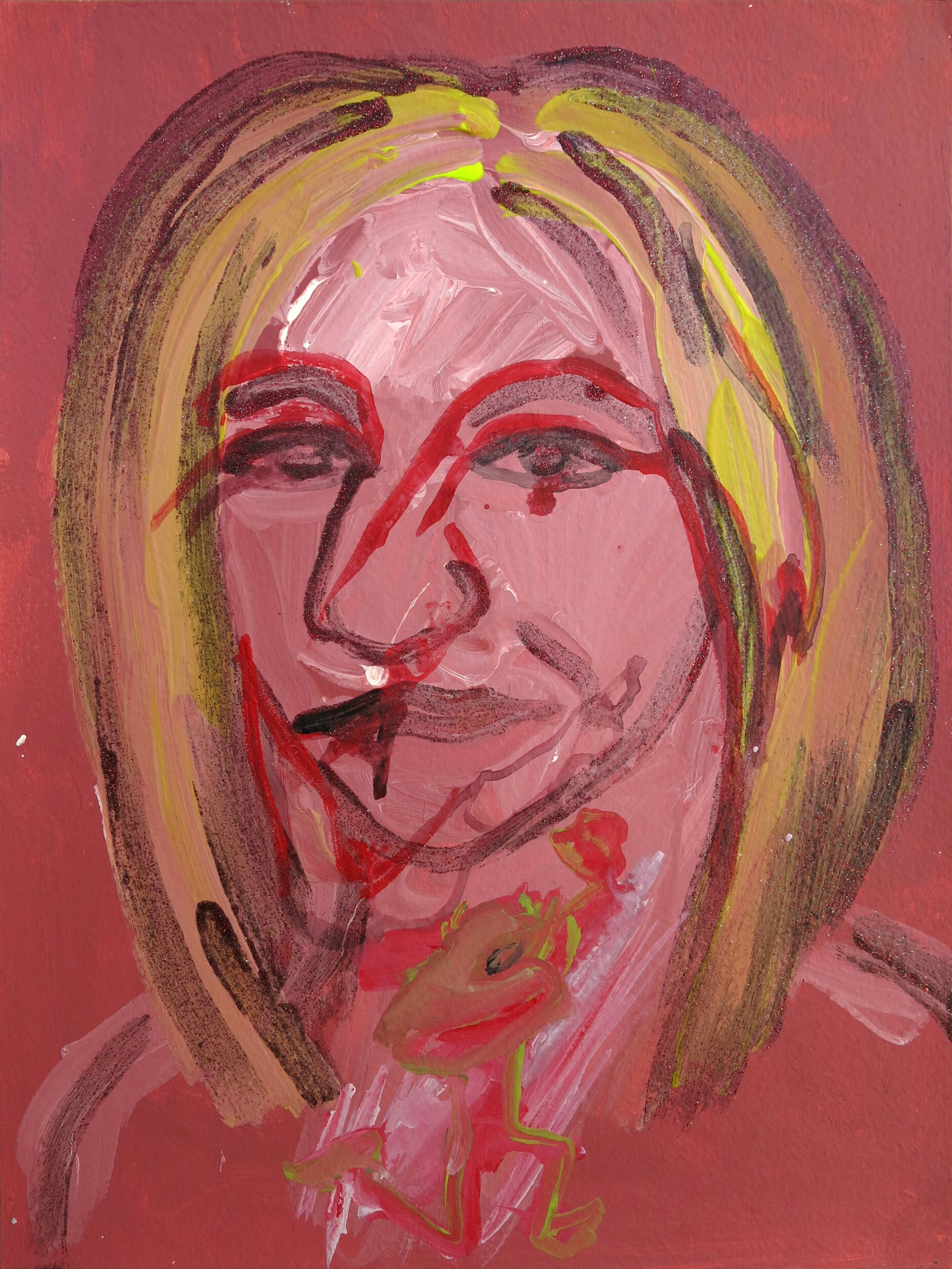 Barbra Streisand Portrait #226