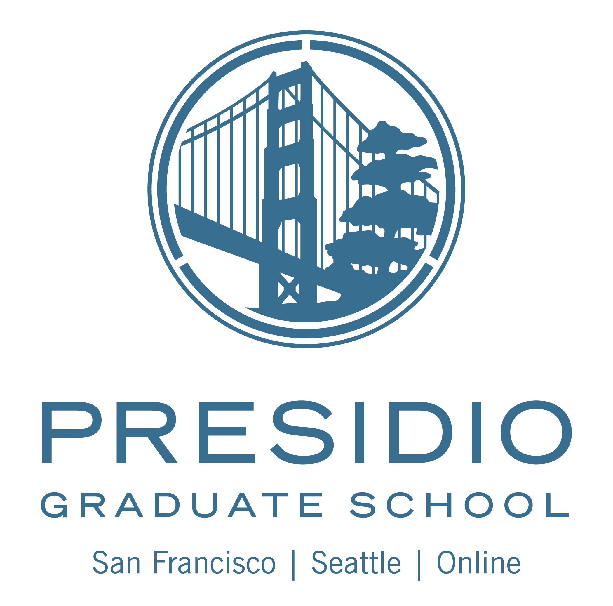 - Presidio Graduate School's innovative MBA, MPA, Dual Degree, and Certificate programs bridge the gap between commerce and the common good. PGS is deeply committed to ecological and social sustainability, which infuses our pedagogy, curriculum, and community. We prepare our learners to advance sustainability in businesses and organizations. As a leader in higher education, we seek to influence other universities to integrate sustainability into their program design. While at PGS, learners experience a parallel journey of transformational leadership development and personal growth. Students understand theory, develop skills, and gain the personal mastery needed to be instruments of the change they wish to see in the world.