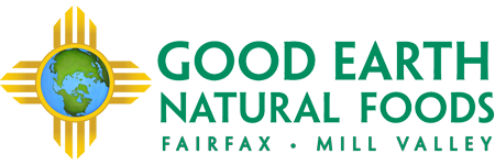 "- GOOD EARTHGood Earth has been dedicated to the health & sustainability of our community since 1969. We believe that organic foods offer us the best opportunity to heal our bodies and the earth, we ""Go Organic"" with over 95% of our groceries organic and 99% of our extensive prepared foods, bakery and cafe organic as well."