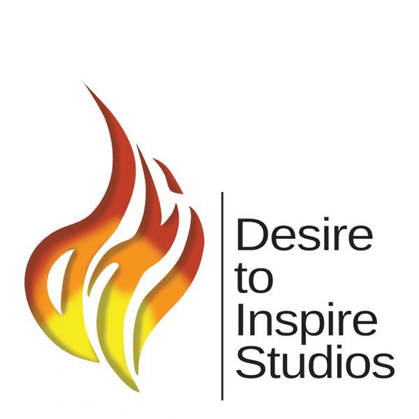 - Desire to Inspire Studios, LLC is committed to telling stories of people helping people through amazing visuals of photography and videography, regardless of whether an organization has budget or not. We are people helping people.