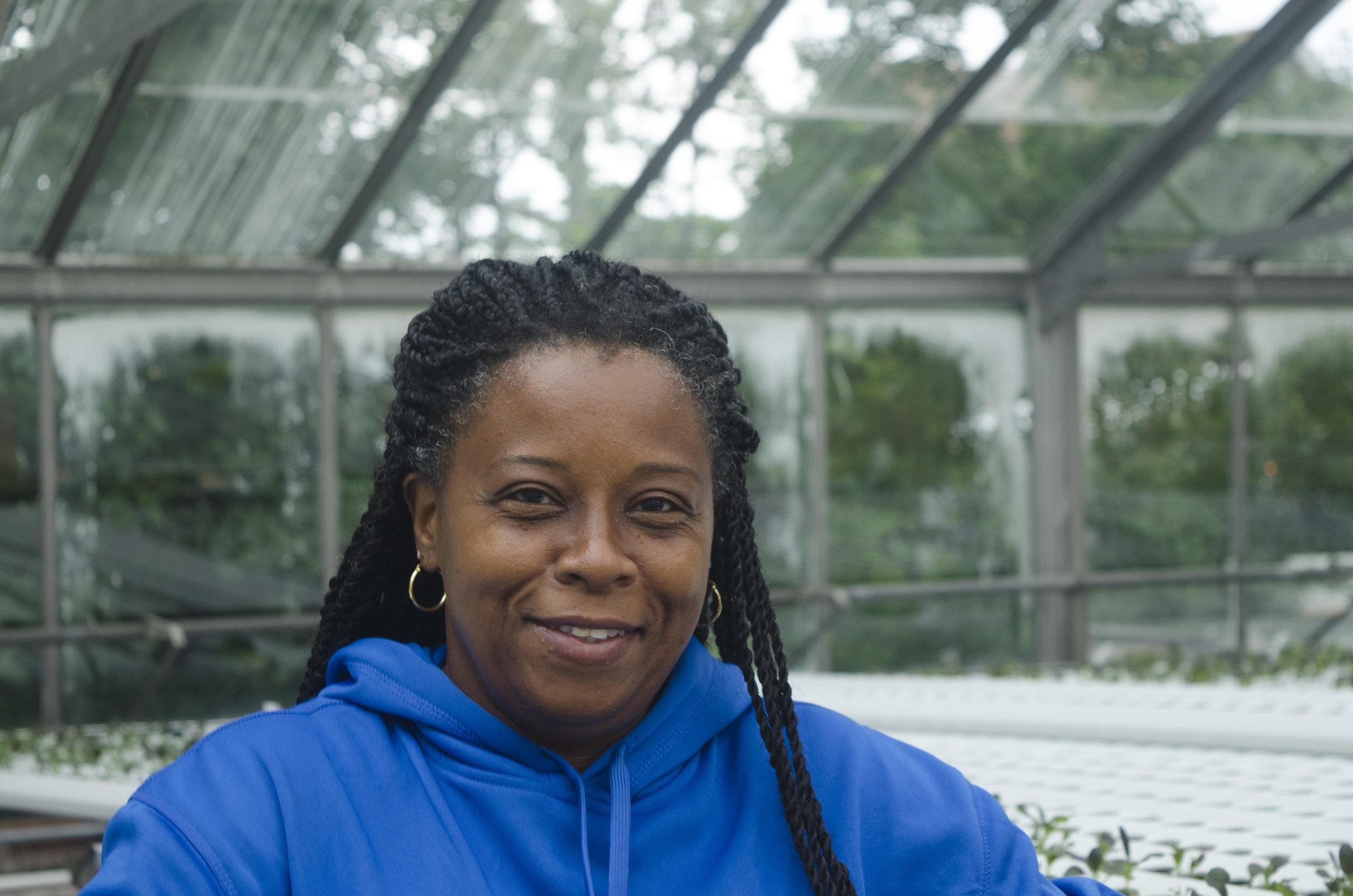Andrea Logan - Greenhouse Manager, NJ