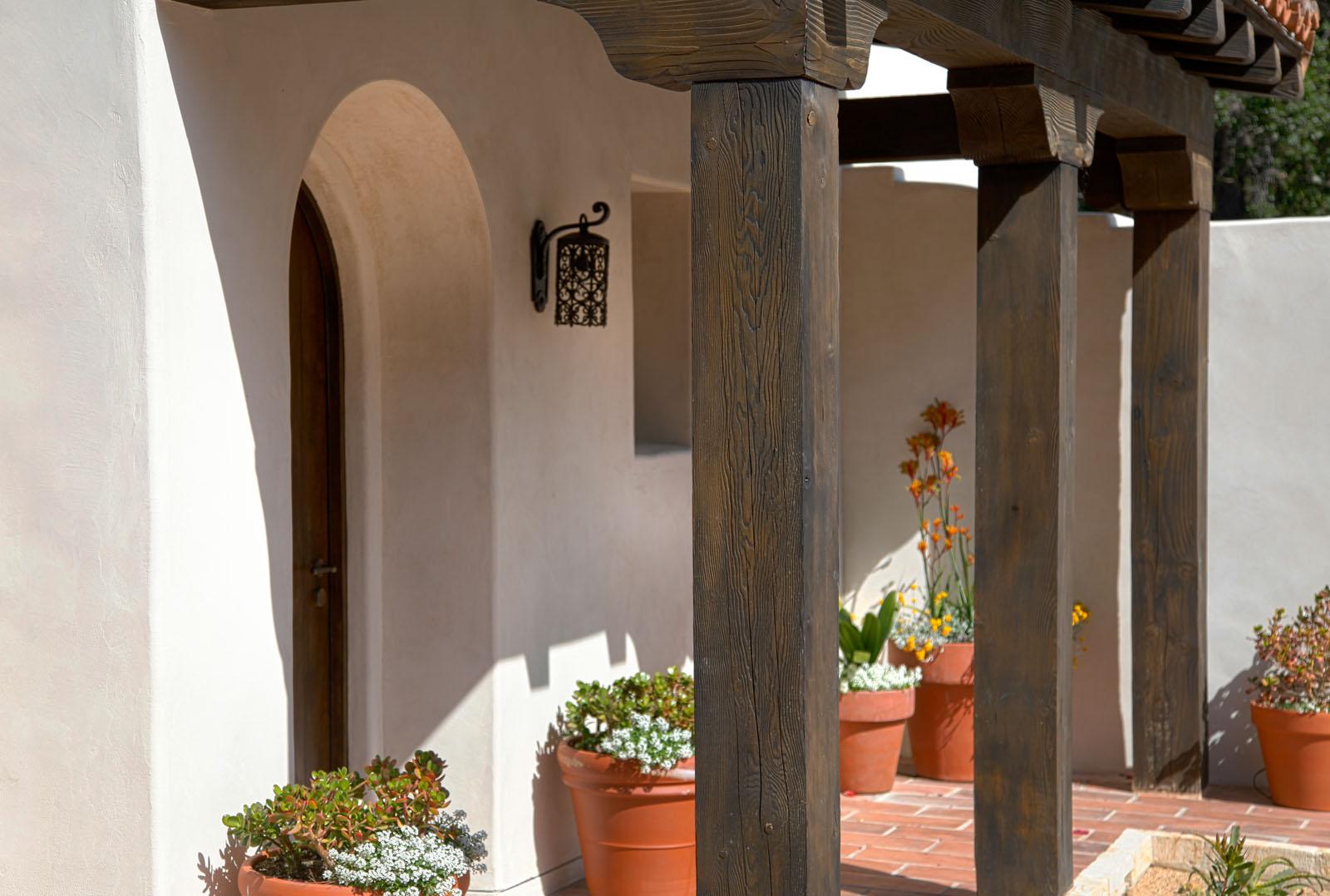 Bertelsen Residence 7 - Guest House Spanish Loggia with wood columns.jpg