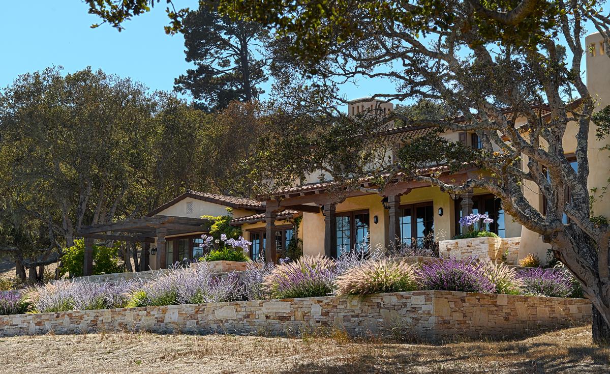 Lovett Residence 3 - Exterior of Hacienda Style Residence .jpg