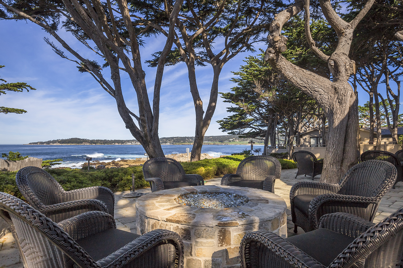 5 Ocean View - stone firepit on Terrace.jpg