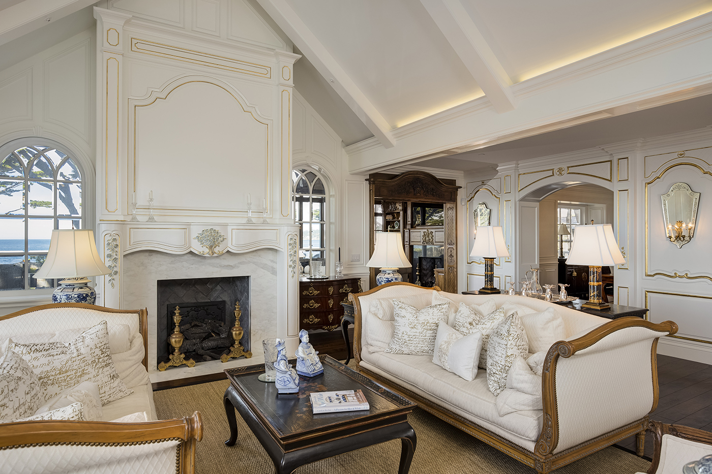 10 Ocean View - living room with french detailing and guilded trim.jpg