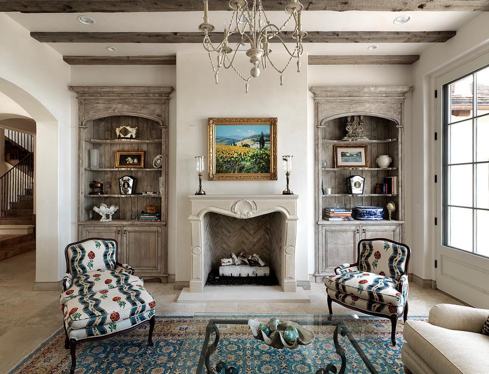 7 Smith Monterra Residence - Living Room-limestone  Fireplace.jpg