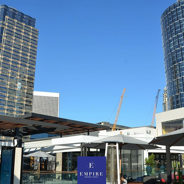 Love the new design and layout at the Westfield Century City Mall! Also, can't get enough of the beautiful blue skies!