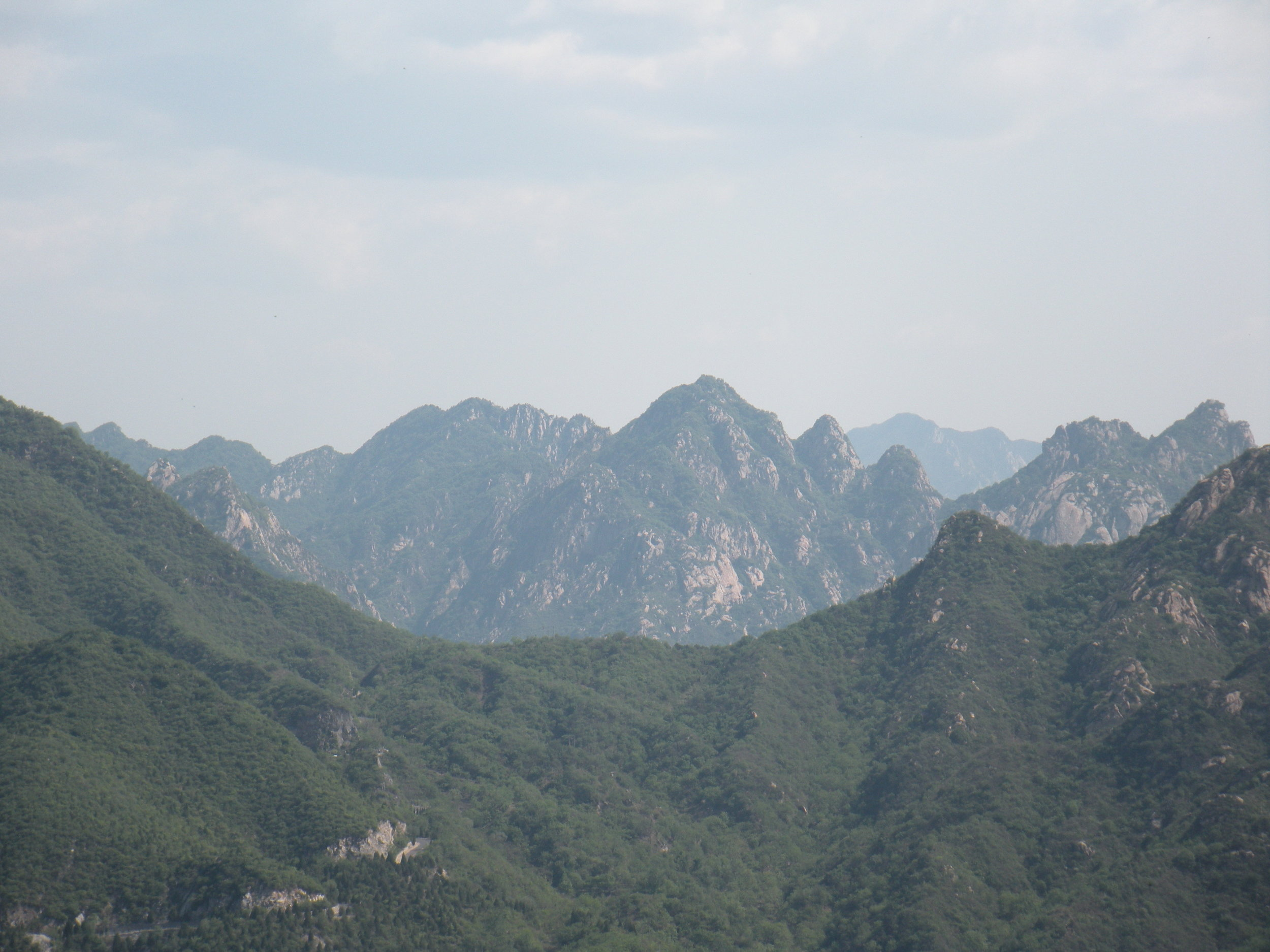 From the Great Wall