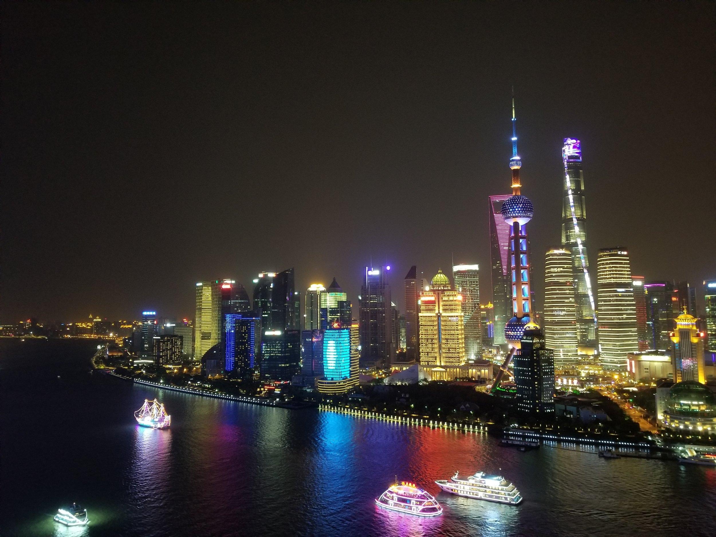 Shanghai - Bund or Bust