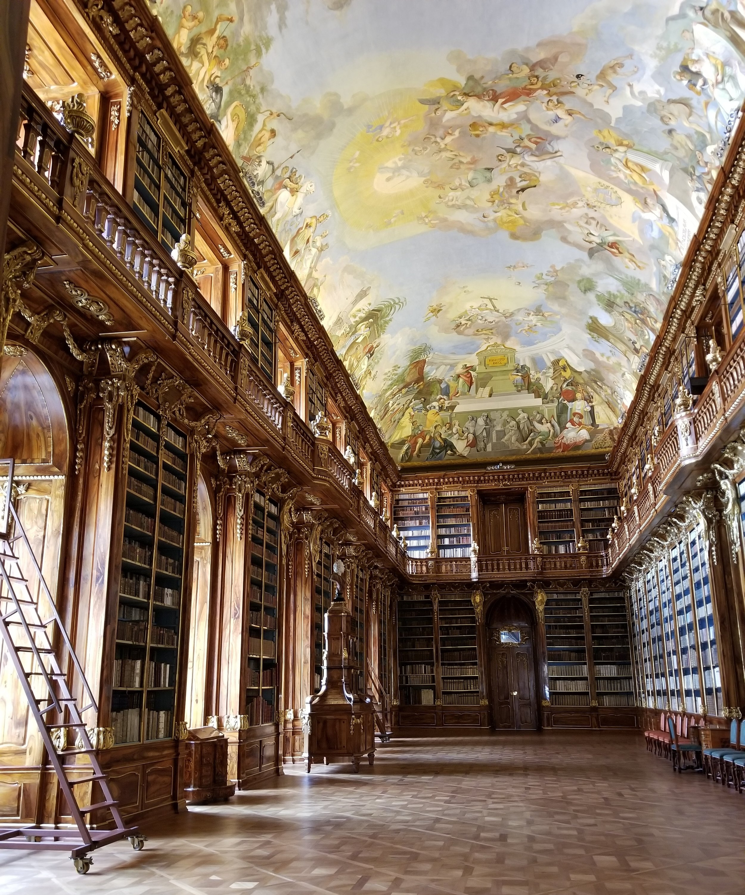Other library at the Strahov