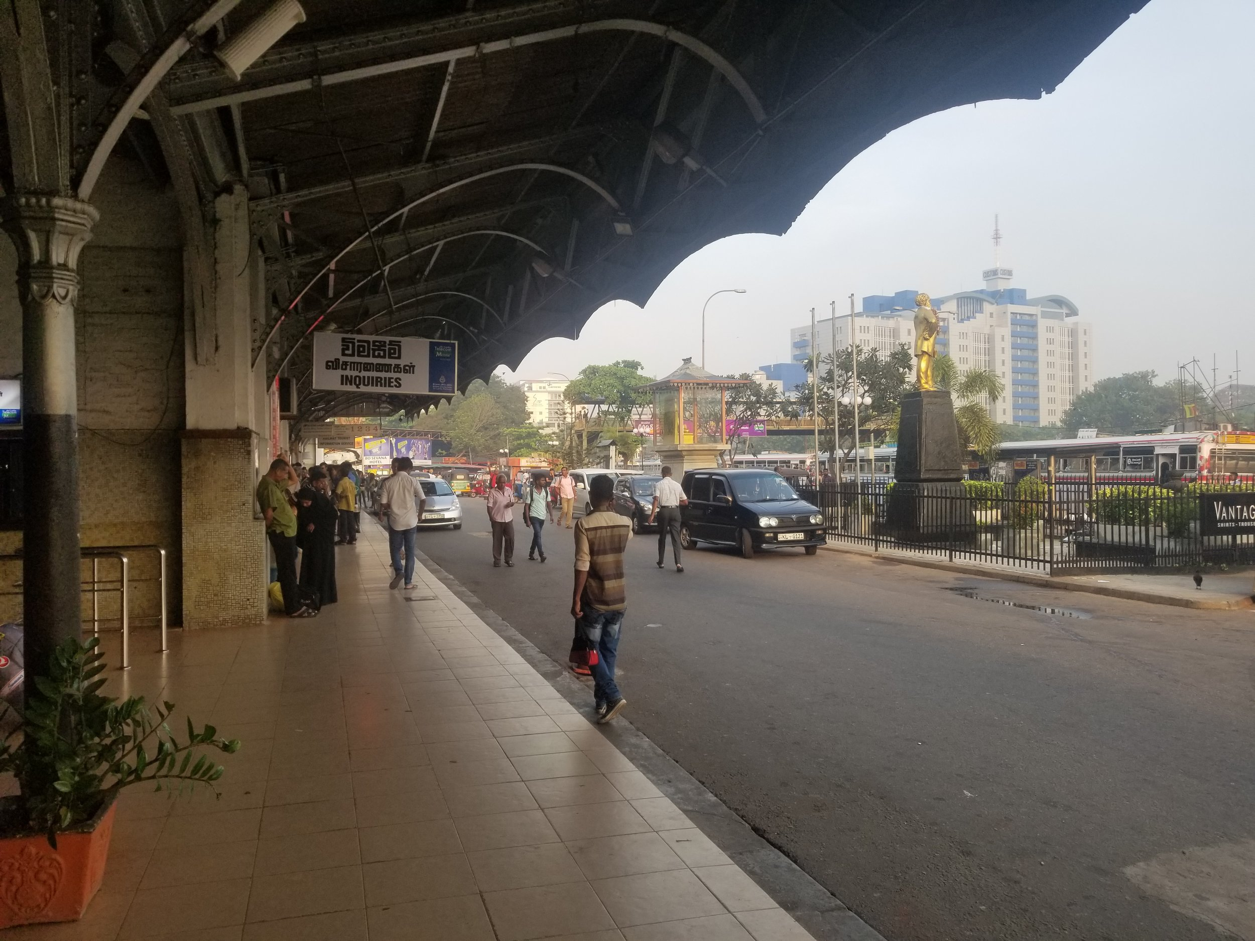 Fort Train Station - Colombo