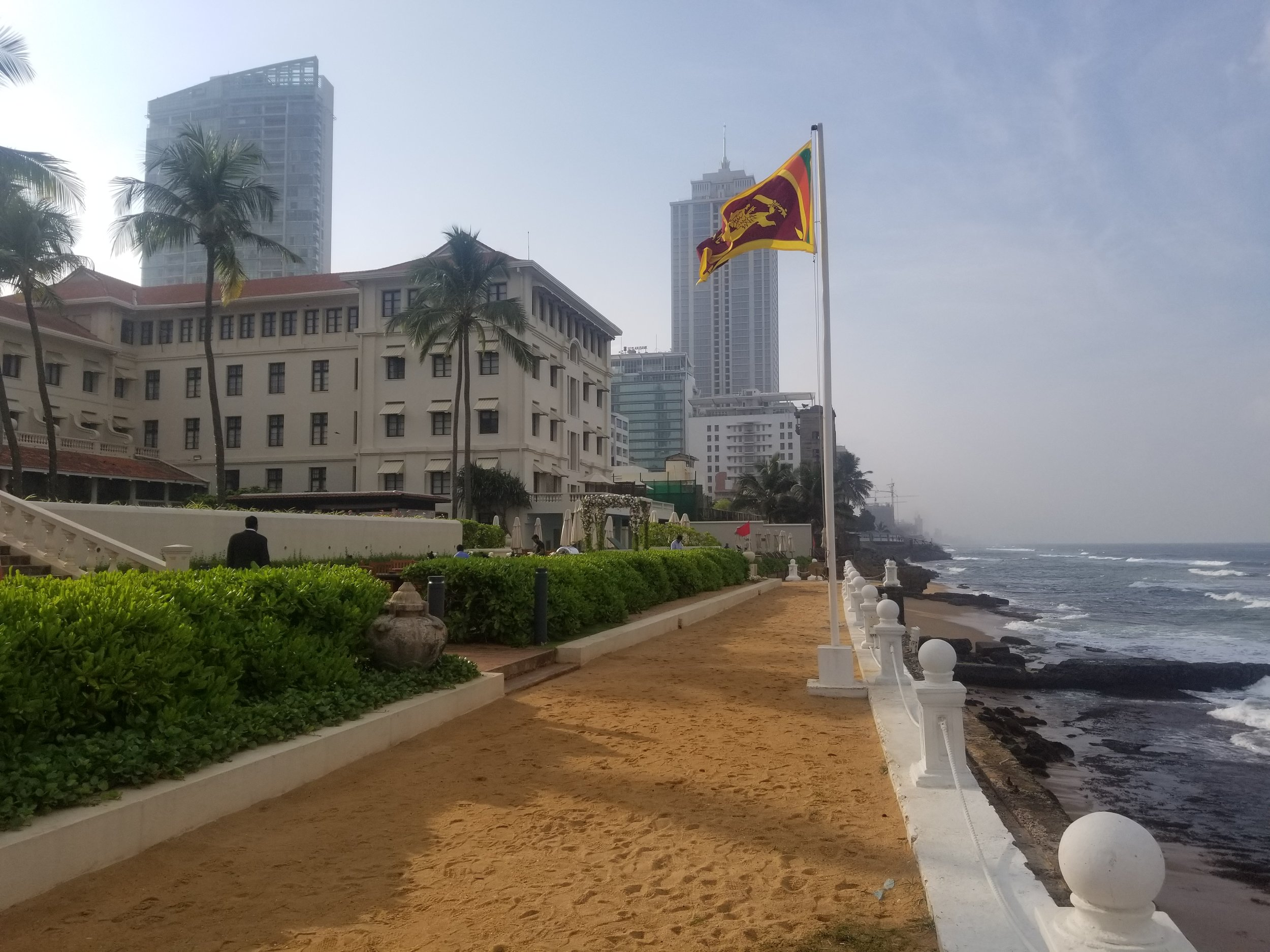 Galle Face Hotel - Colombo