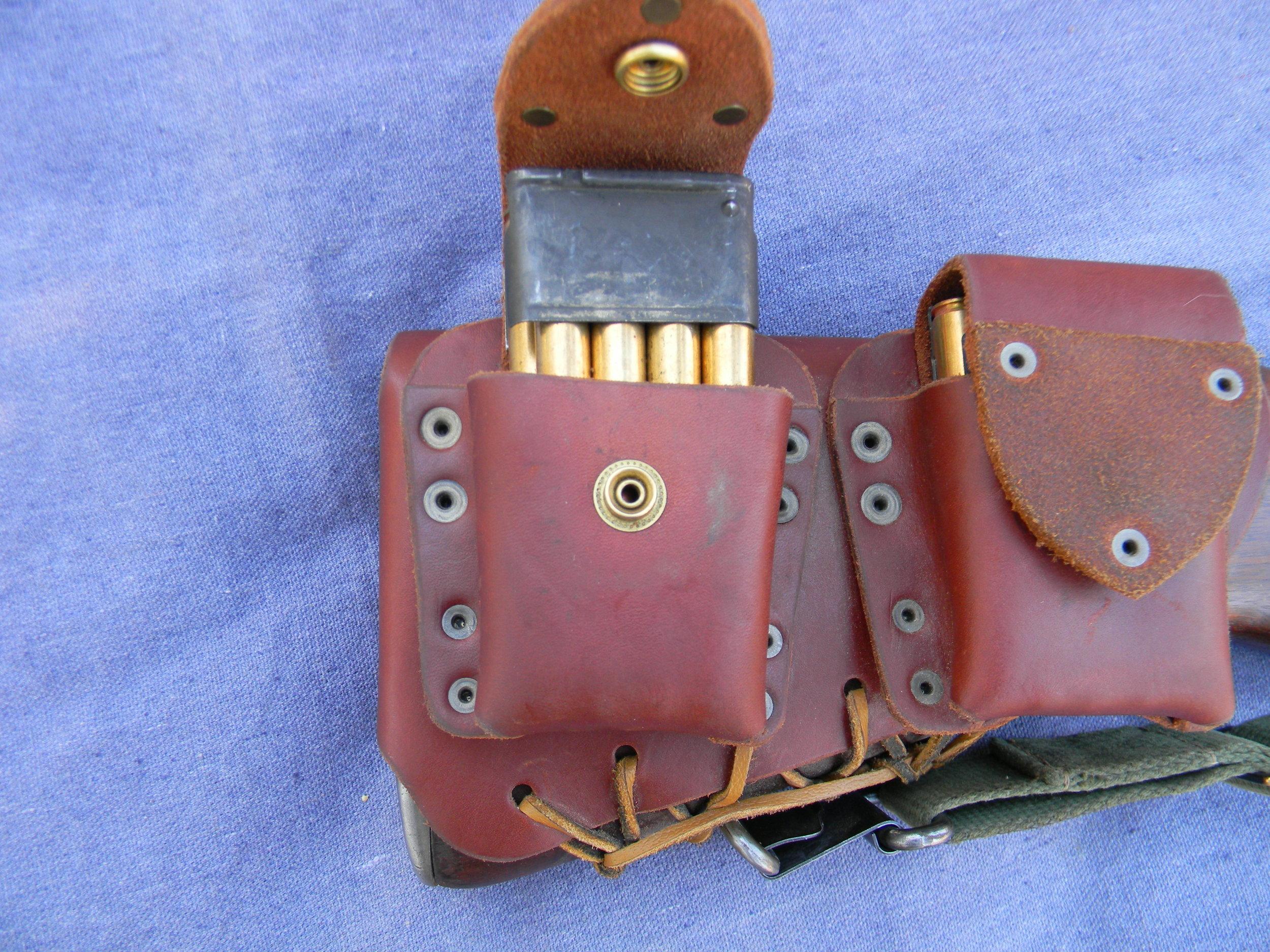 stock pocket flap