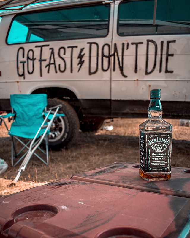 whiskey & good times  just waiting for @jackdaniels_us to come thru with that sponsorship, you all know how loyal I am
