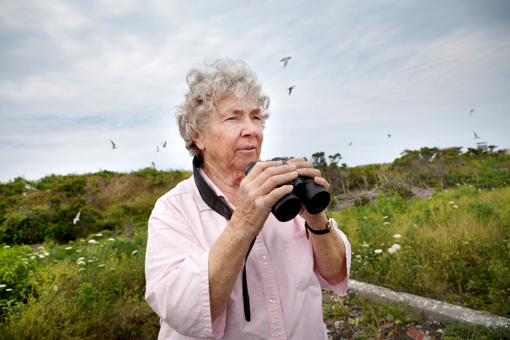 Helen Hays, AMNH Ornithologist
