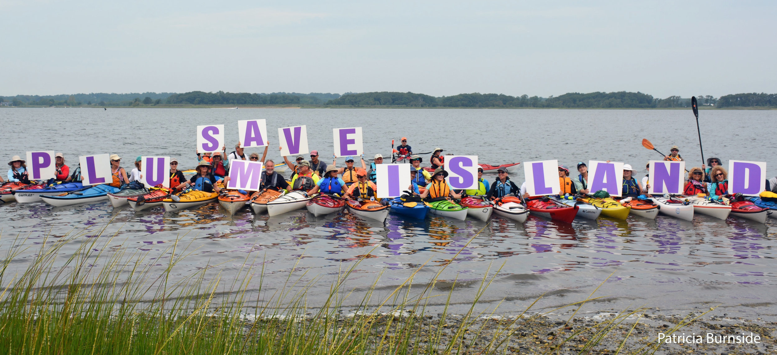 JOIN US for the 2019 Plum Paddle!!   This  Saturday, August 17  at 9:30 a.m. at Orient Beach State Park, 40000 Main Rd, Orient, and paddle/donate to save Plum Island!  Donate or sign up  here  (registration required if you you want to paddle with us). Proceeds will support the campaign to save Plum Island from devastating development.